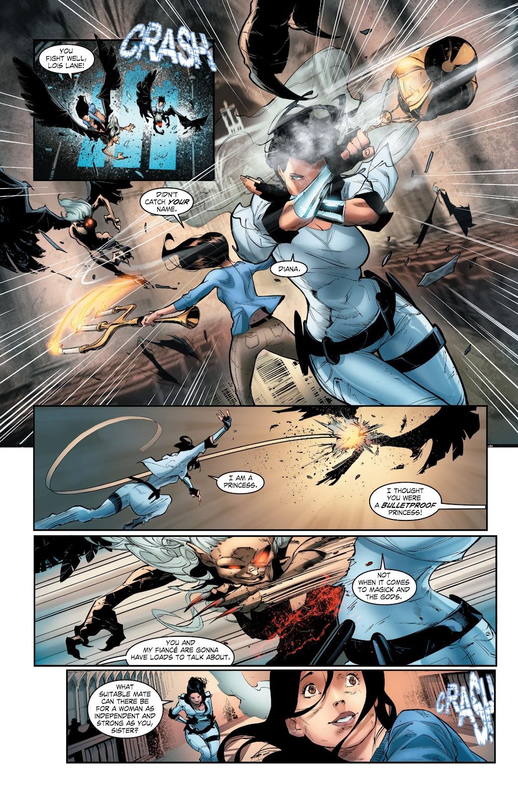 Read online Smallville Season 11 [II] comic -  Issue # TPB 5 - 33