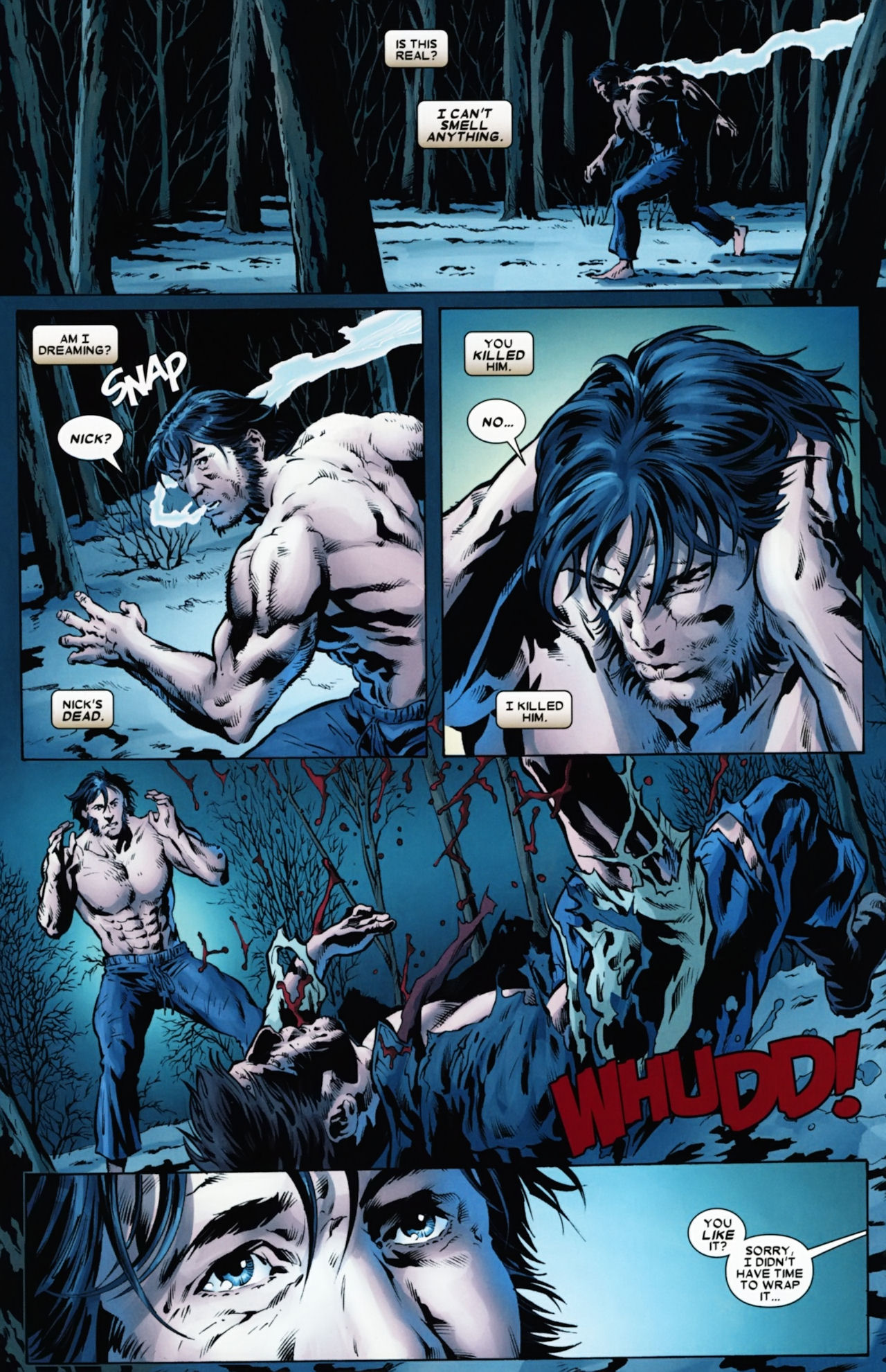 Read online Wolverine: Origins comic -  Issue #49 - 12