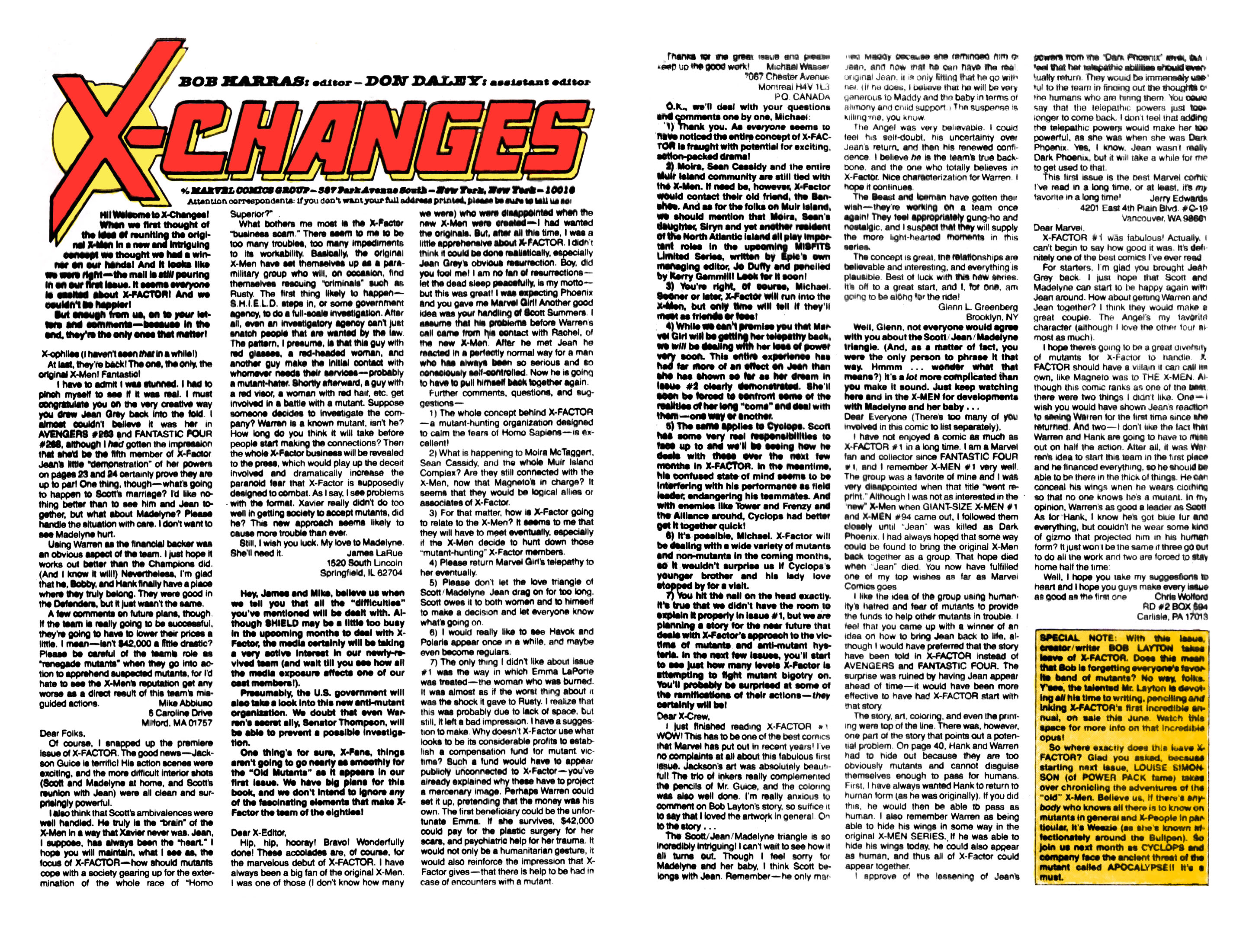 Read online X-Factor (1986) comic -  Issue #5 - 24