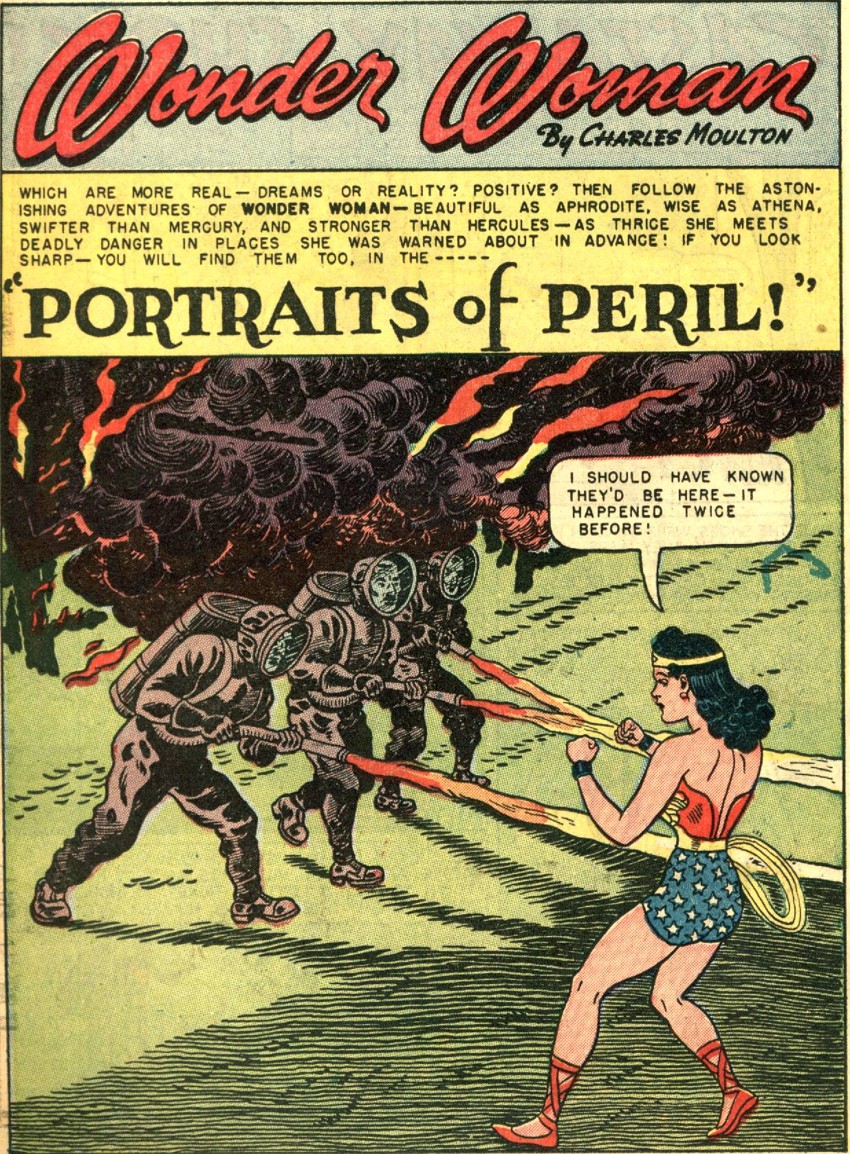 Read online Wonder Woman (1942) comic -  Issue #67 - 14