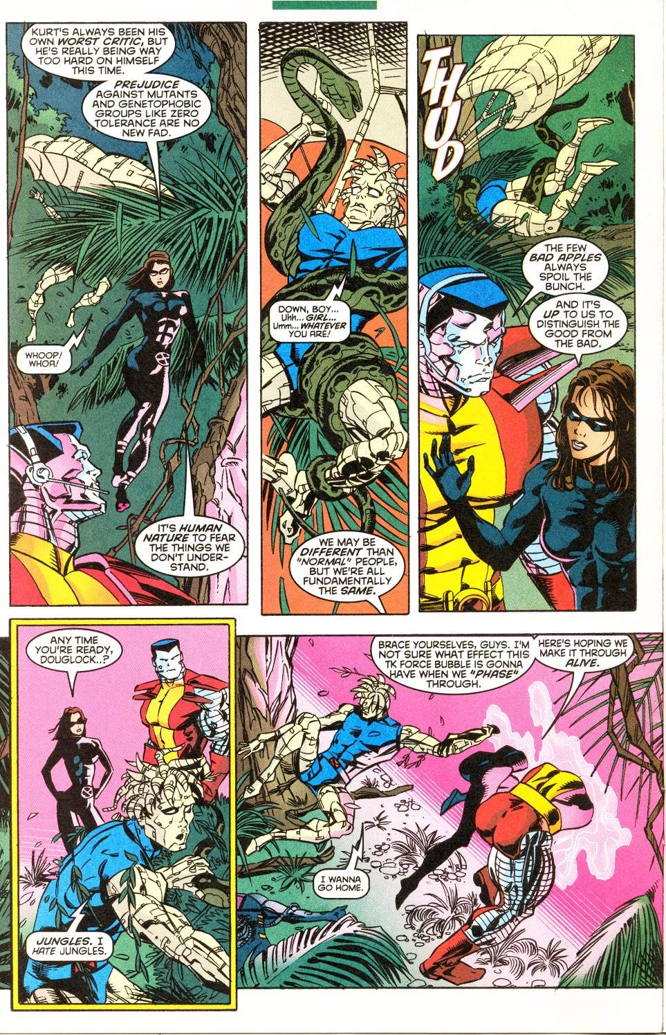 Excalibur (1988) issue 122 - Page 8