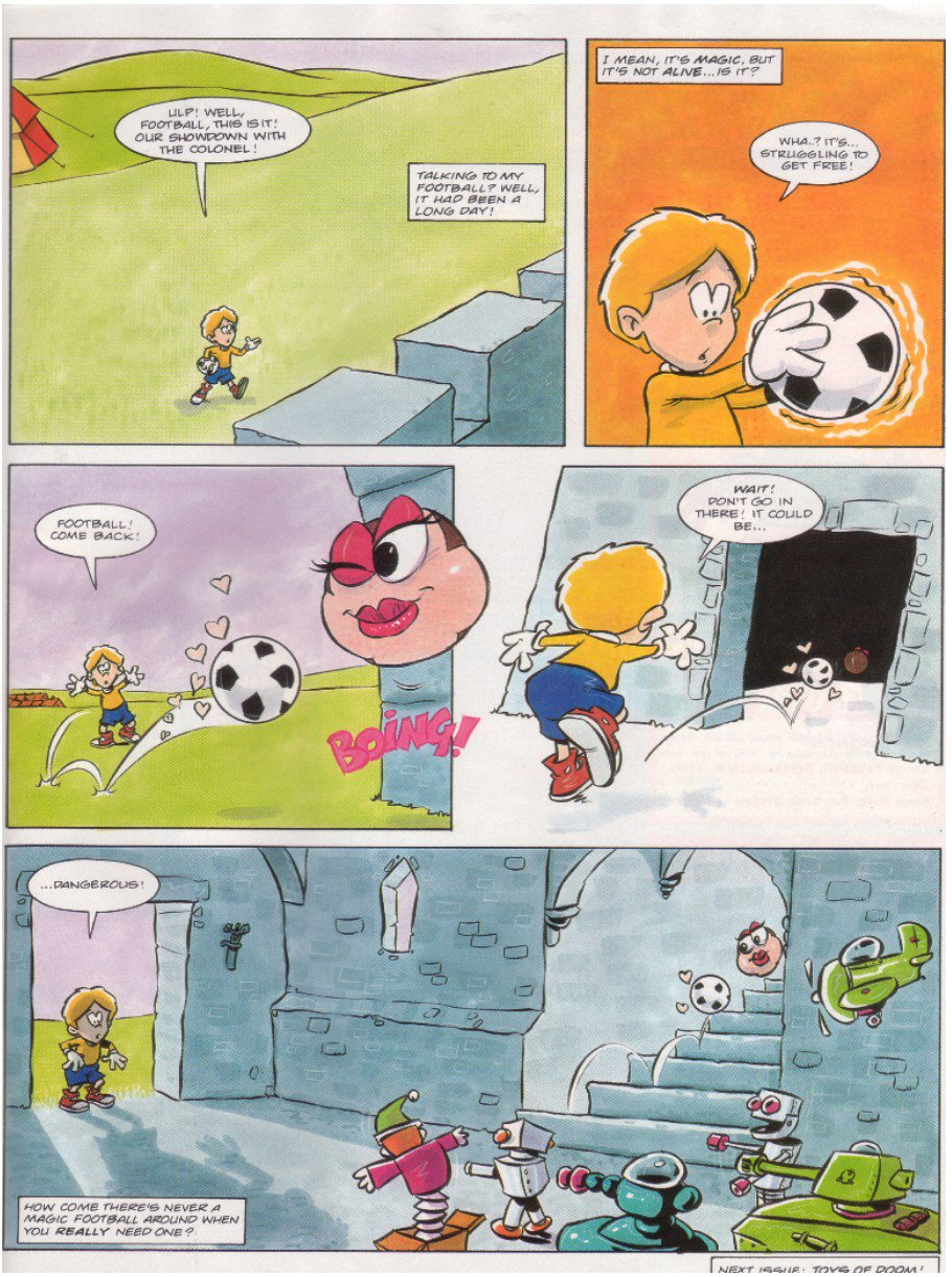 Read online Sonic the Comic comic -  Issue #44 - 31