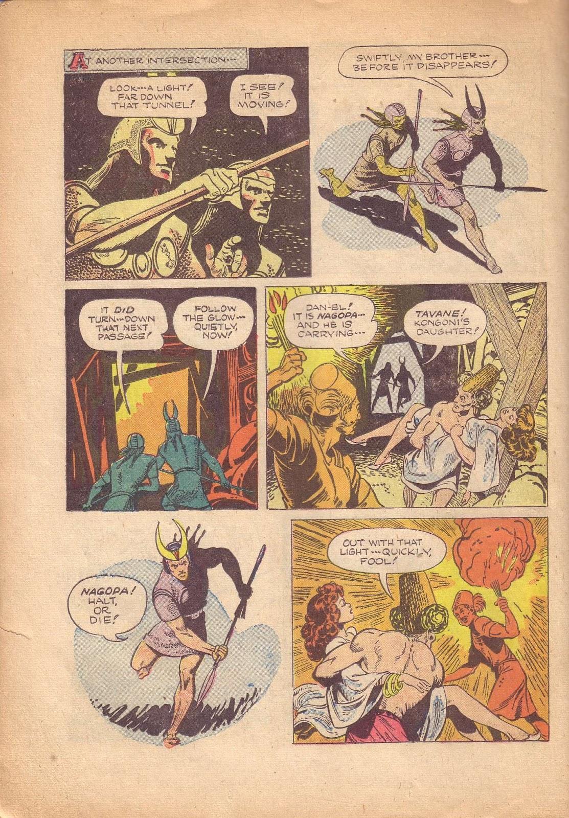 Tarzan (1948) issue 50 - Page 46