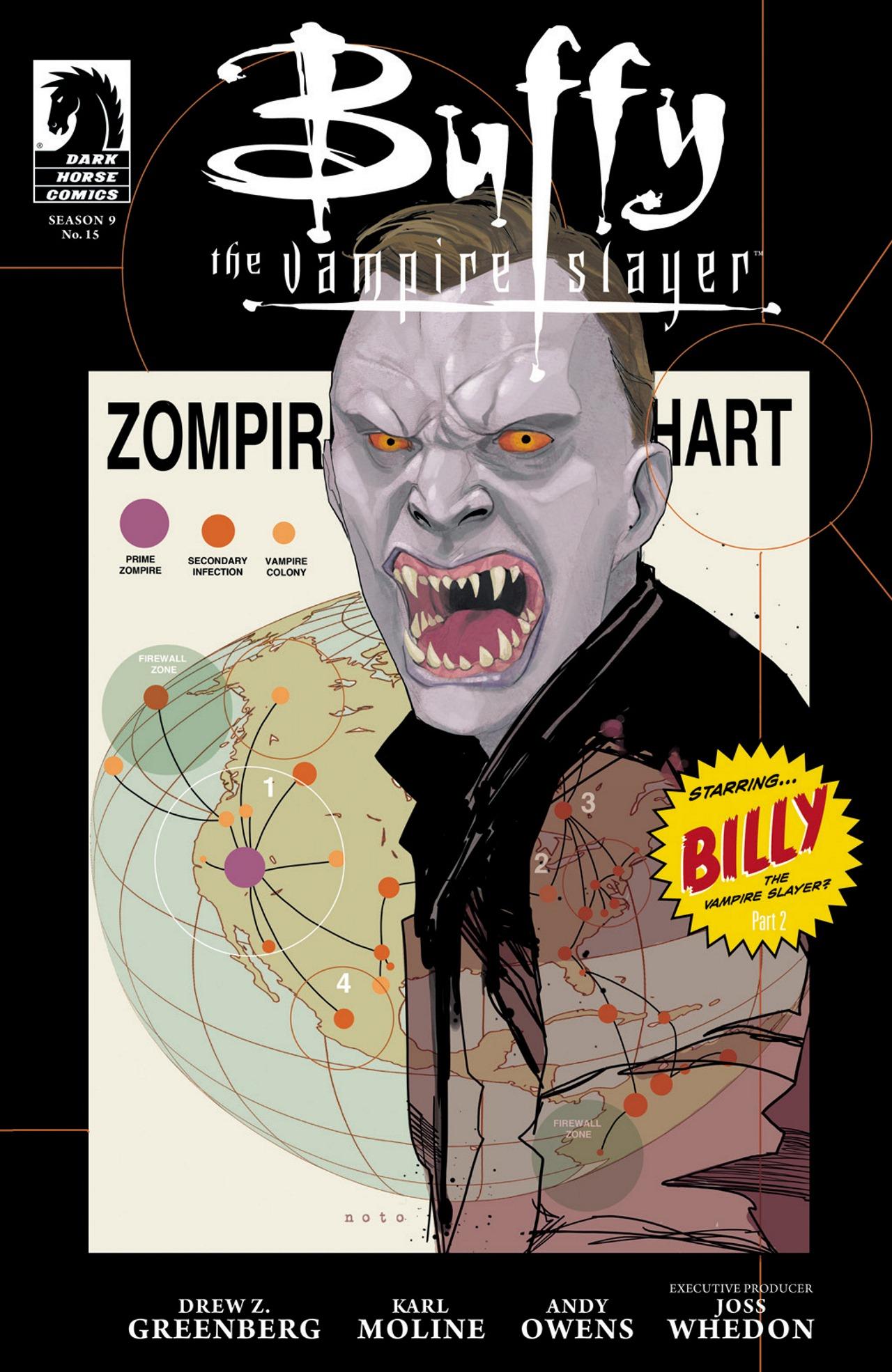 Buffy the Vampire Slayer Season Nine 15 Page 1