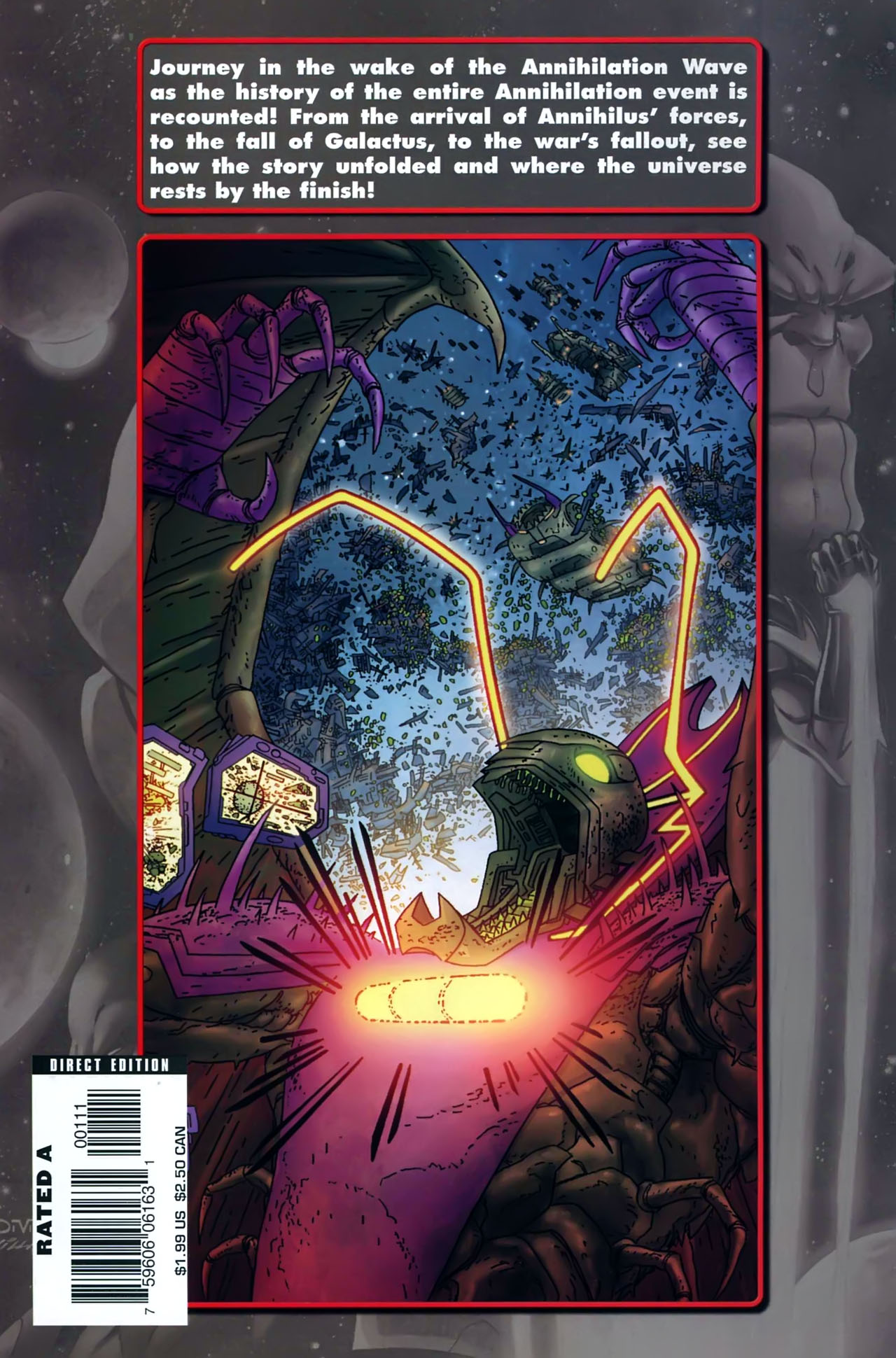 Read online Annihilation: Saga comic -  Issue #Annihilation: Saga Full - 36