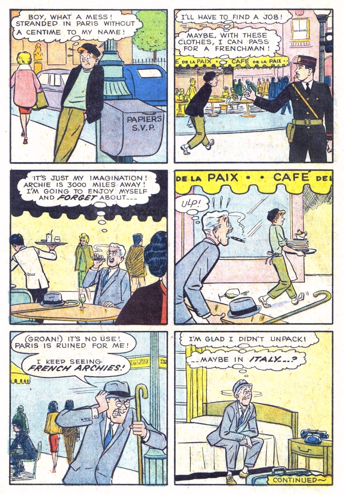 Read online Archie (1960) comic -  Issue #134 - 18