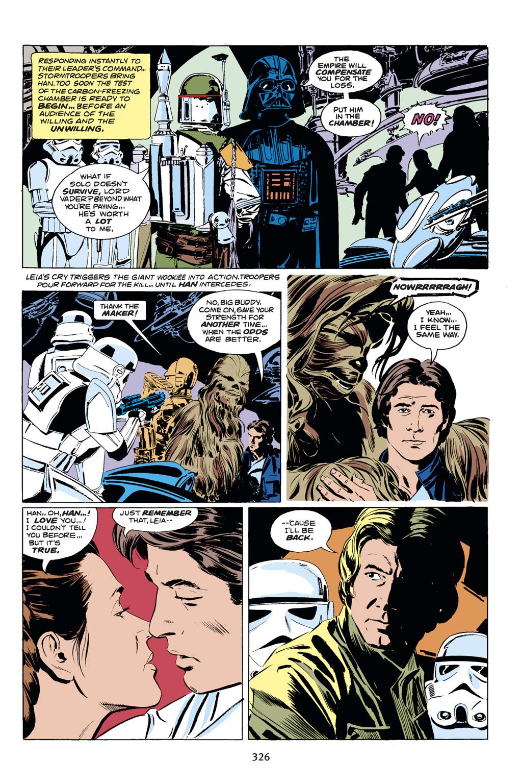 Read online Star Wars Omnibus comic -  Issue # Vol. 14 - 324