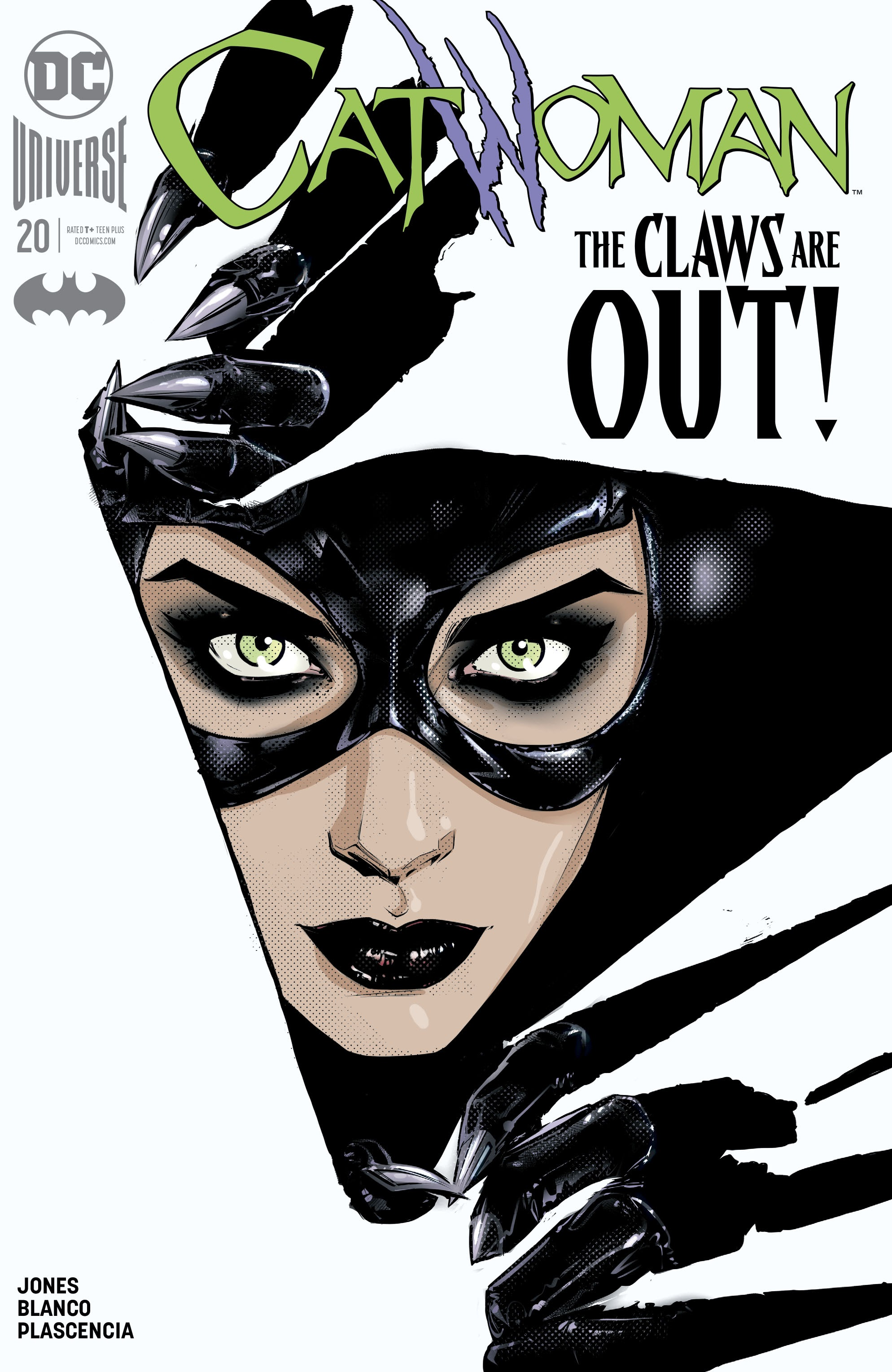 Catwoman (2018) 20 Page 1