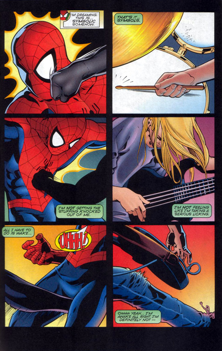 Read online Spider-Man/Gen13 comic -  Issue # Full - 3