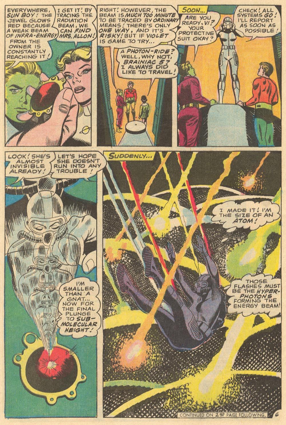 Read online Adventure Comics (1938) comic -  Issue #372 - 7