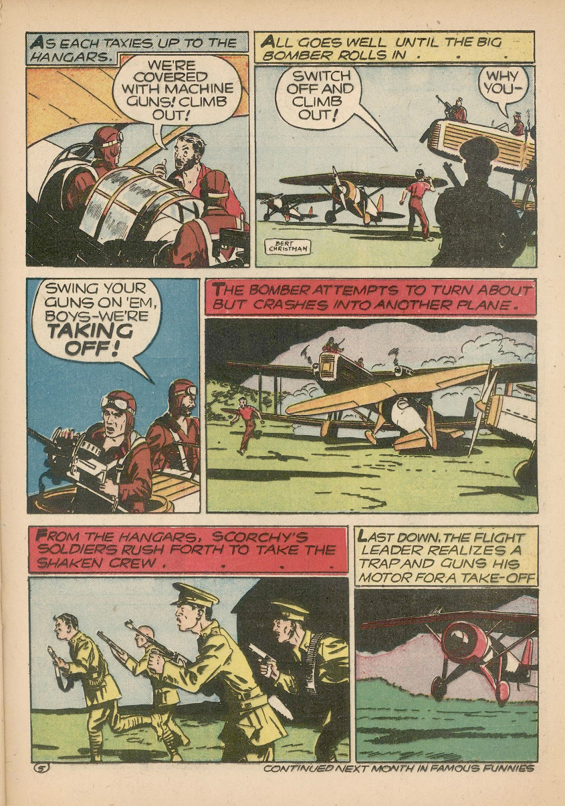 Read online Famous Funnies comic -  Issue #98 - 34