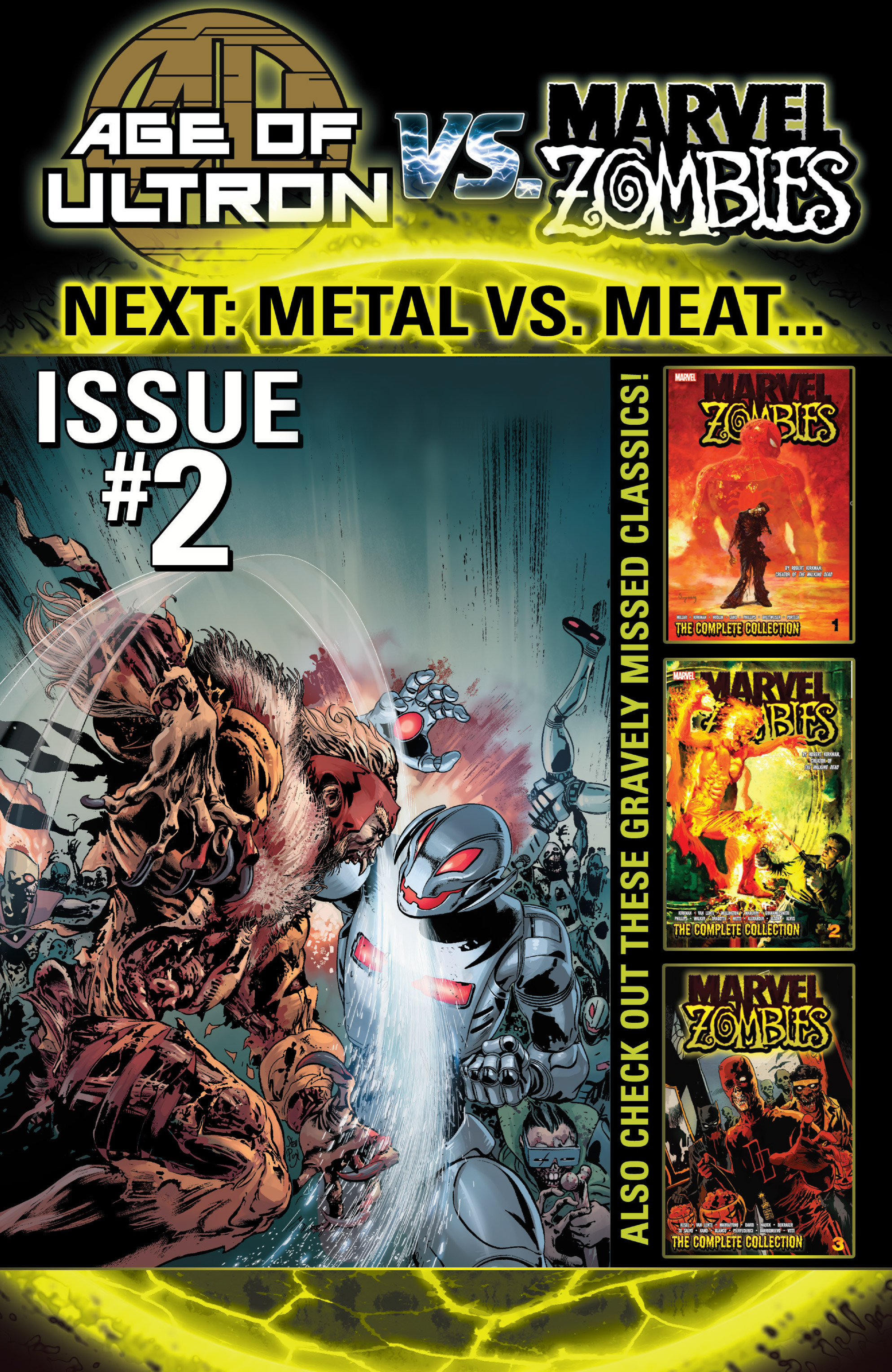 Read online Age of Ultron Vs. Marvel Zombies comic -  Issue #1 - 18