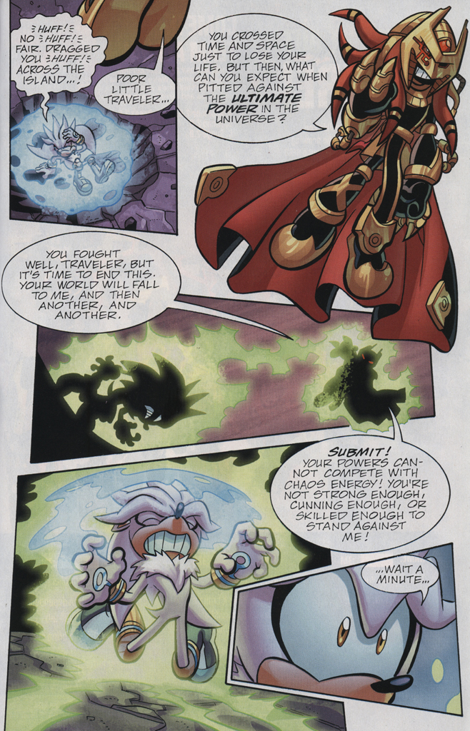 Read online Sonic Universe comic -  Issue #28 - 17