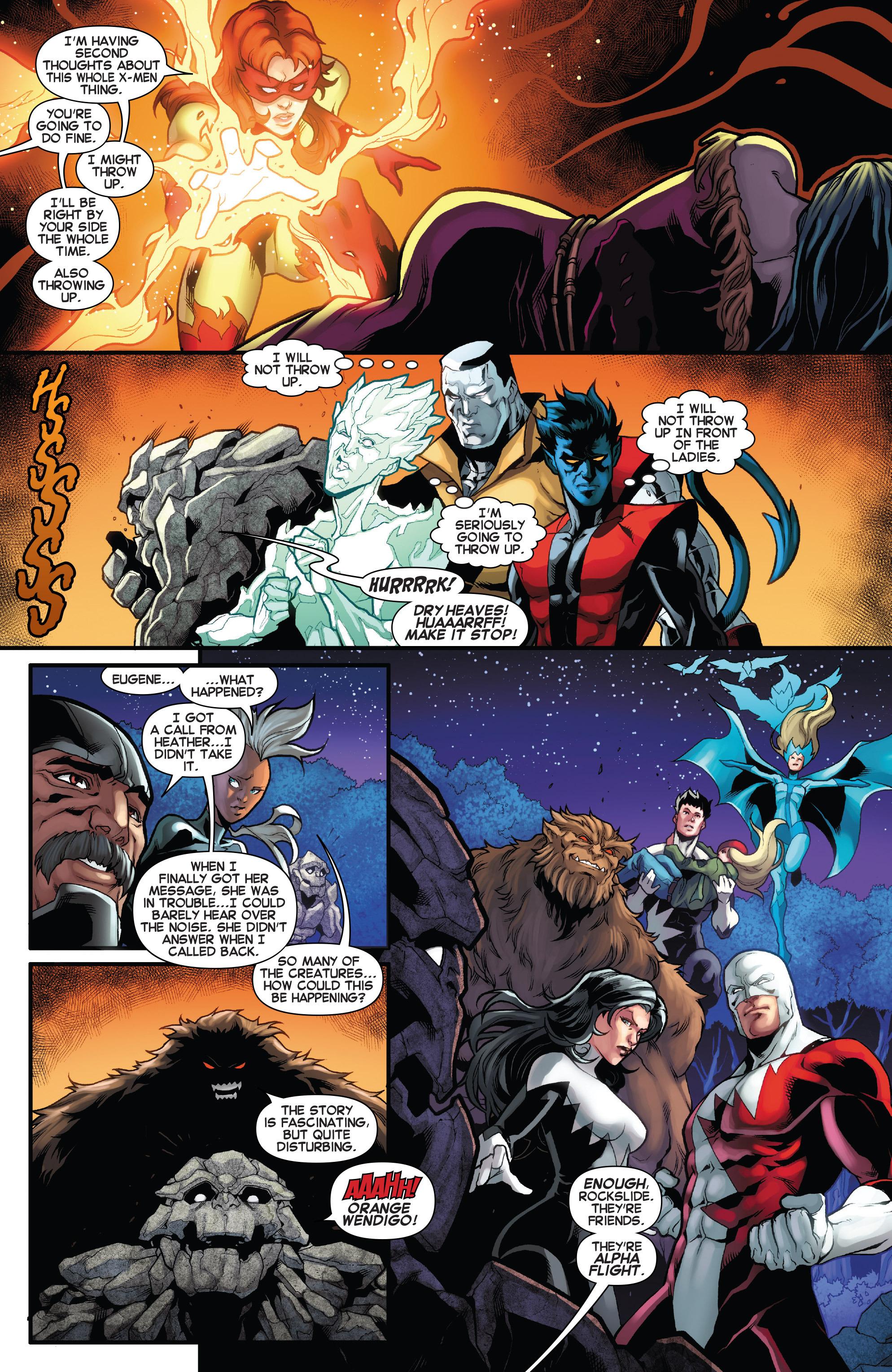 Read online Amazing X-Men (2014) comic -  Issue #10 - 16