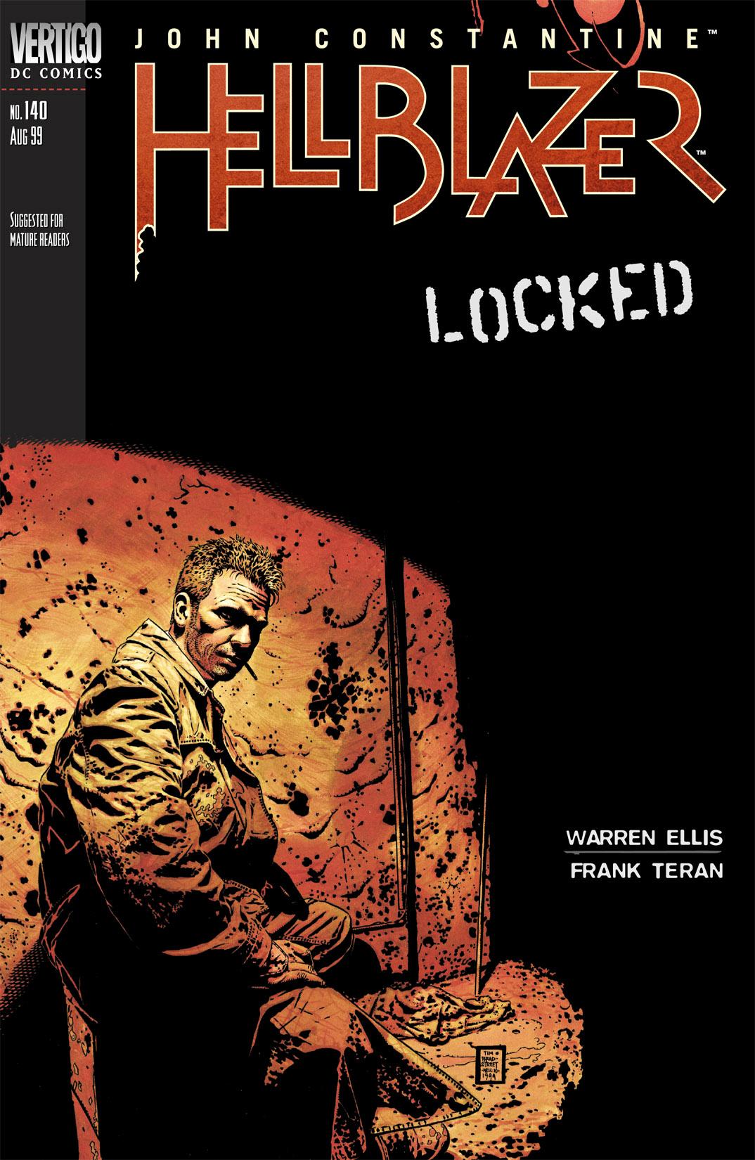 Hellblazer issue 140 - Page 1