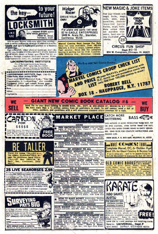 Read online Amazing Adventures (1970) comic -  Issue #33 - 14