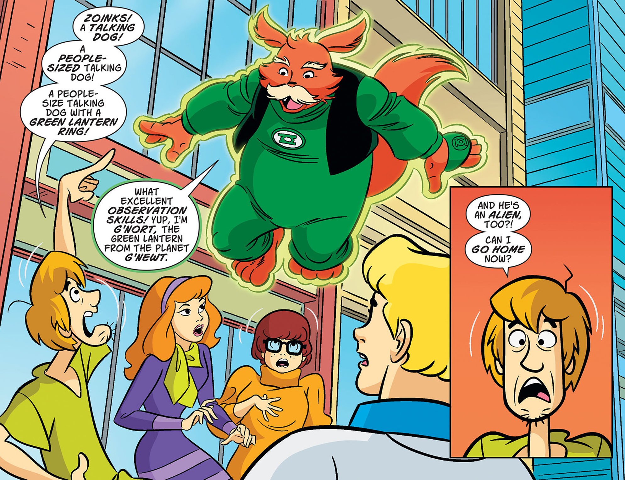 Read online Scooby-Doo! Team-Up comic -  Issue #35 - 9