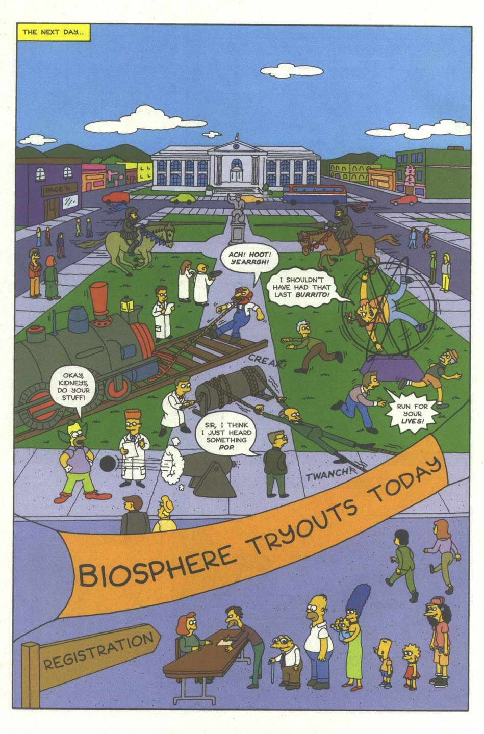 Read online Simpsons Comics comic -  Issue #12 - 7