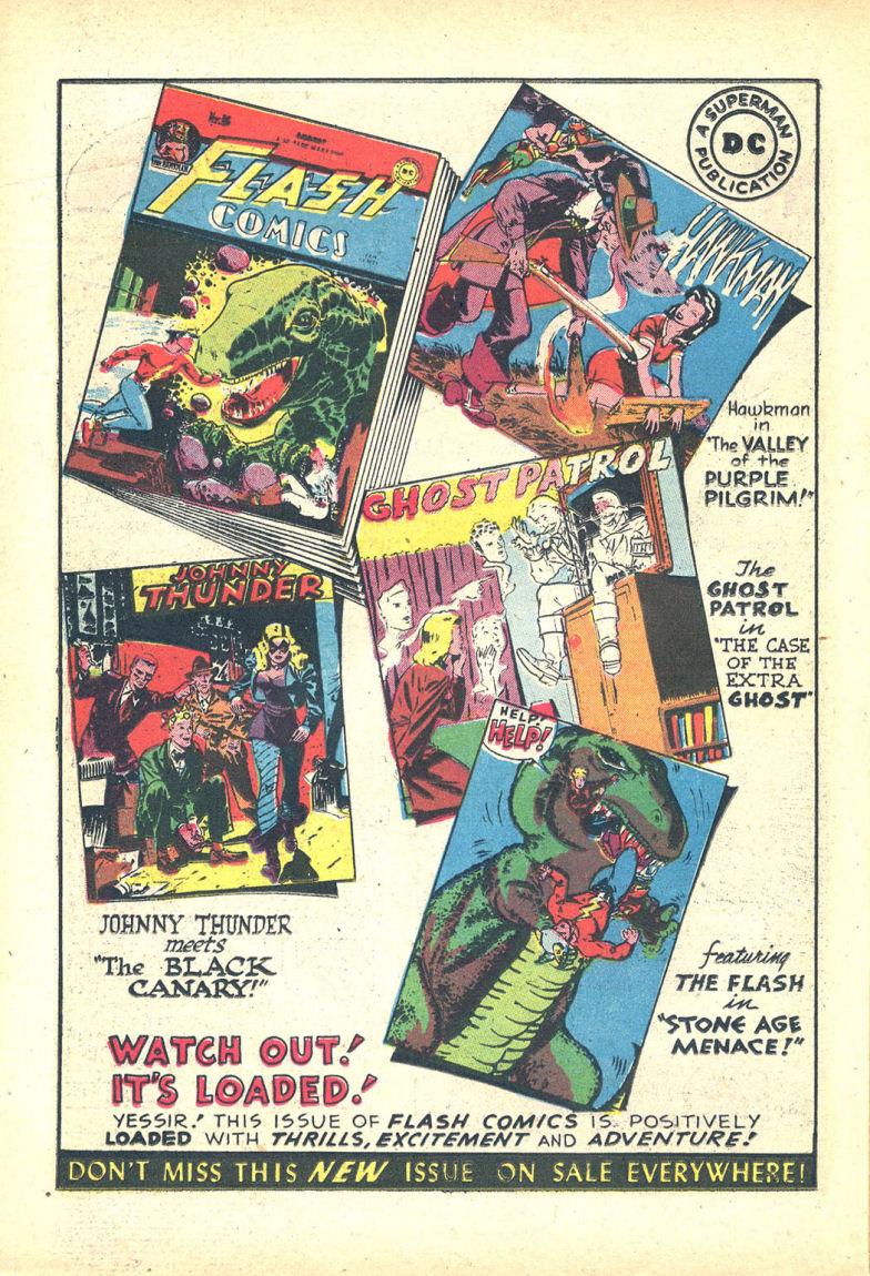 Read online Sensation (Mystery) Comics comic -  Issue #68 - 32