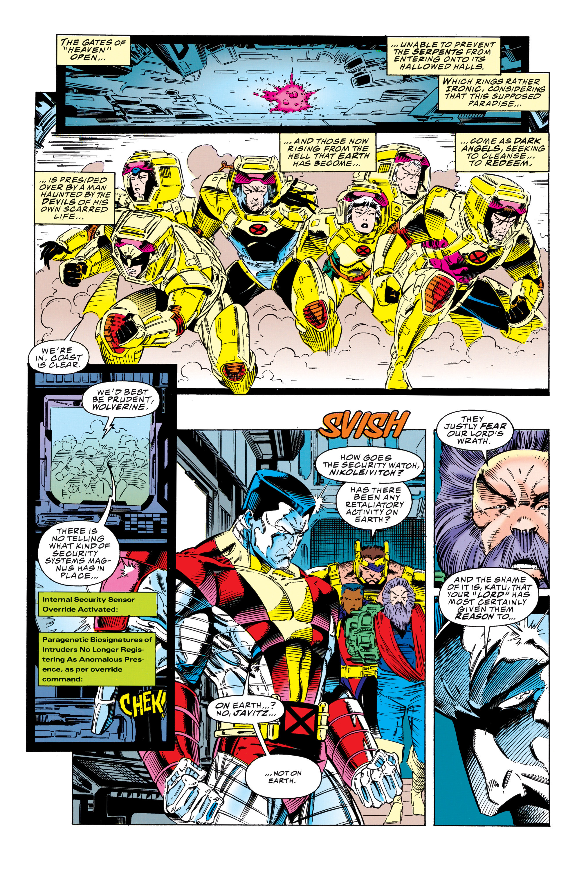 X-Men (1991) 25 Page 18
