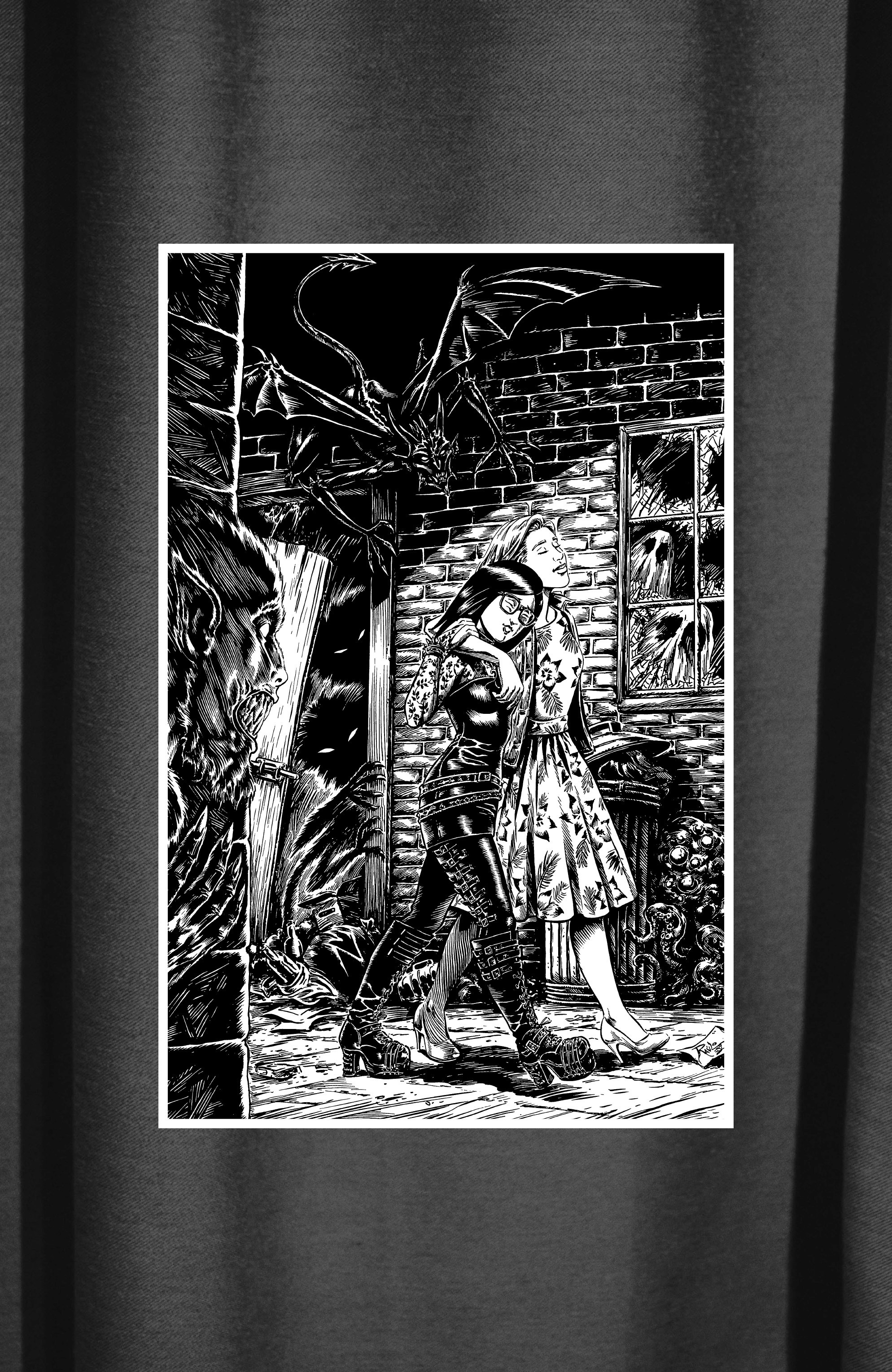 Read online Alan Moore's Cinema Purgatorio comic -  Issue #2 - 14
