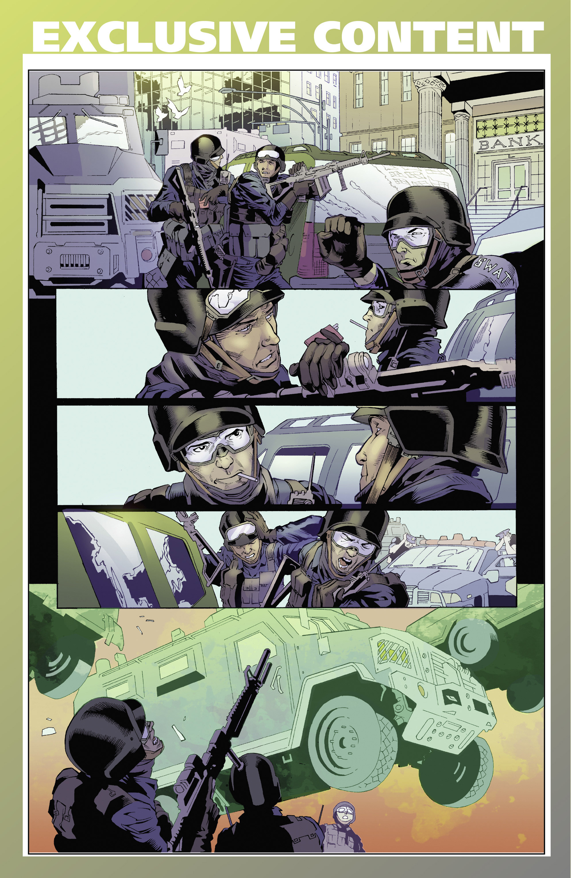 Read online Solar: Man of the Atom (2014) comic -  Issue #1 - 31
