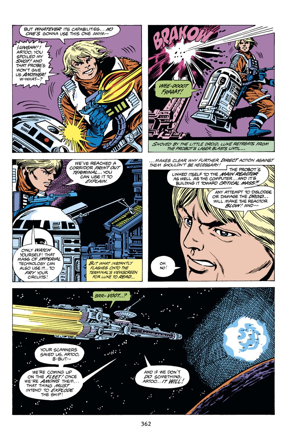 Read online Star Wars Omnibus comic -  Issue # Vol. 14 - 359