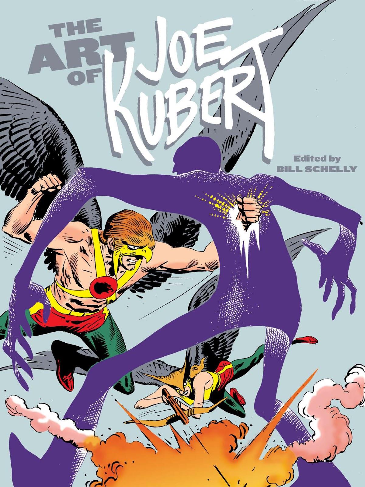 Read online The Art of Joe Kubert comic -  Issue # TPB (Part 1) - 1