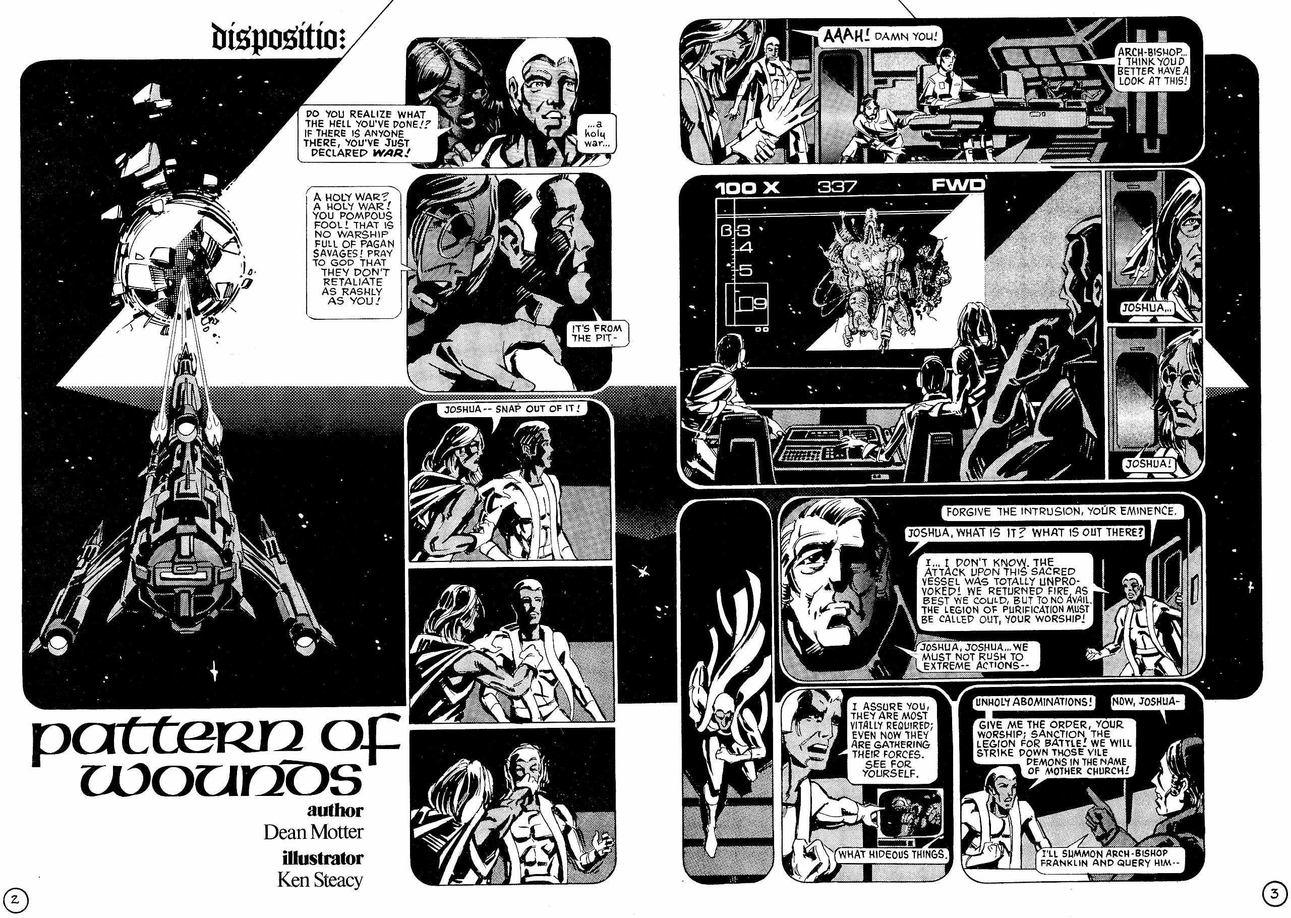 Read online Star*Reach comic -  Issue #10 - 37