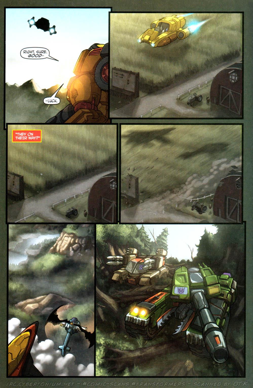 Read online Transformers Armada comic -  Issue #15 - 13