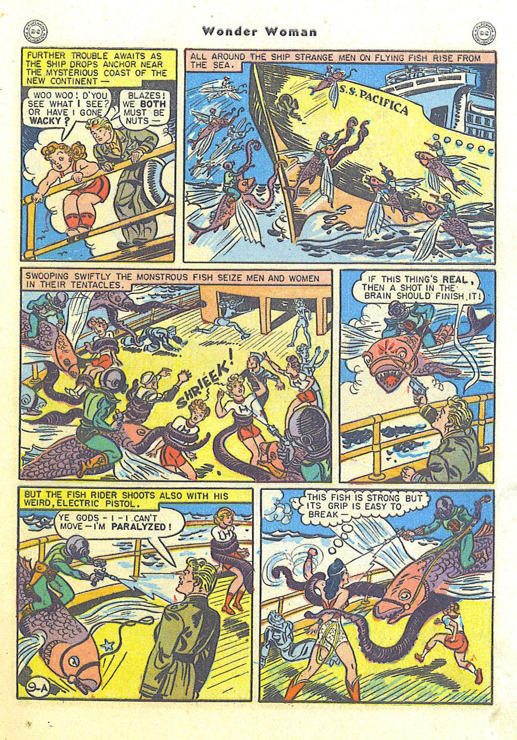 Read online Wonder Woman (1942) comic -  Issue #15 - 11