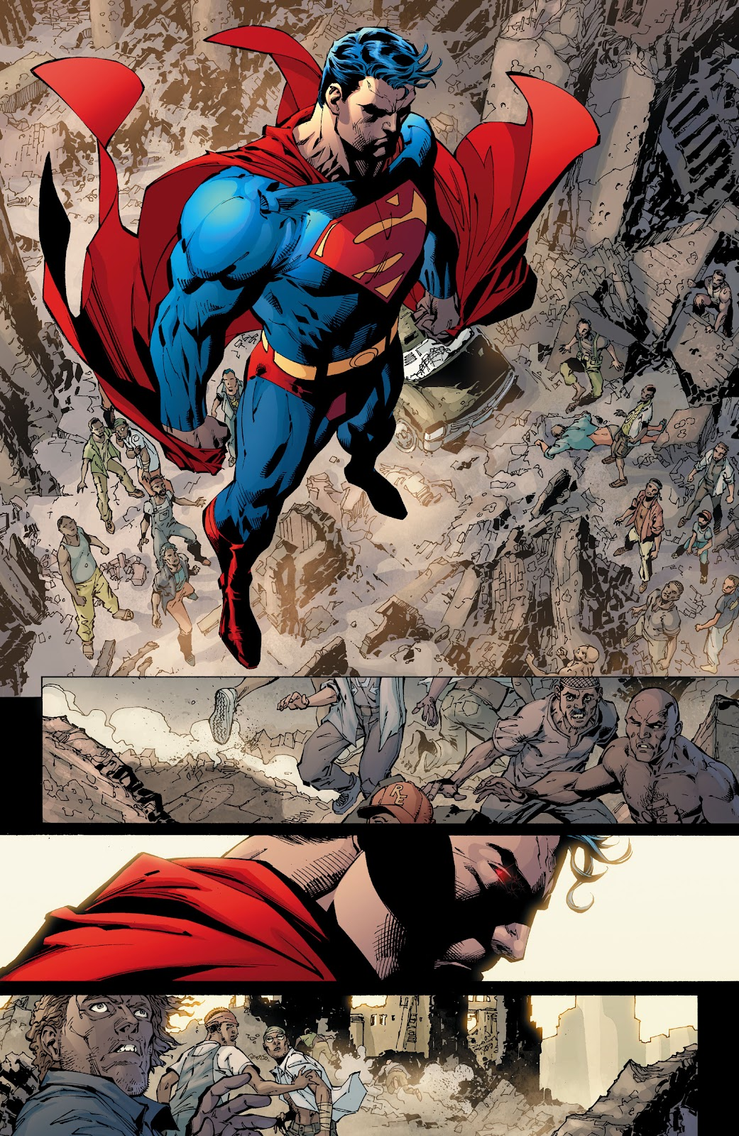 Read online Superman: For Tomorrow comic -  Issue # TPB (Part 1) - 53