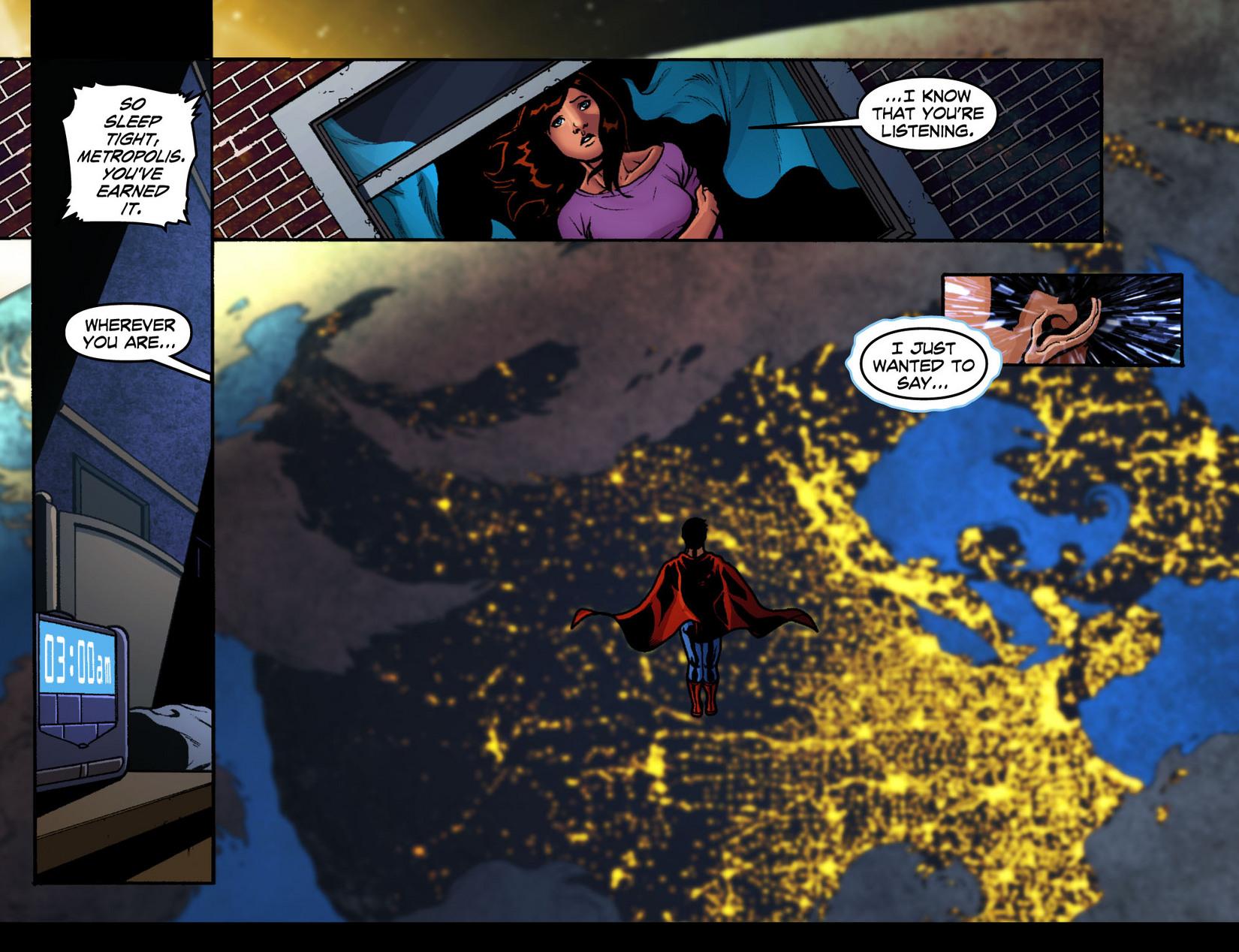 Read online Smallville: Season 11 comic -  Issue #12 - 21