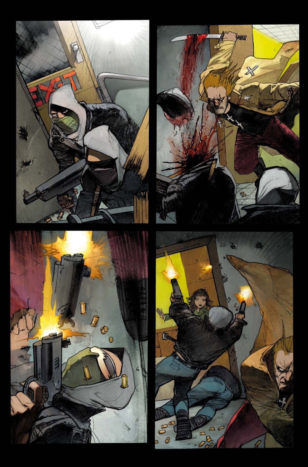 13 Coins issue TPB - Page 44