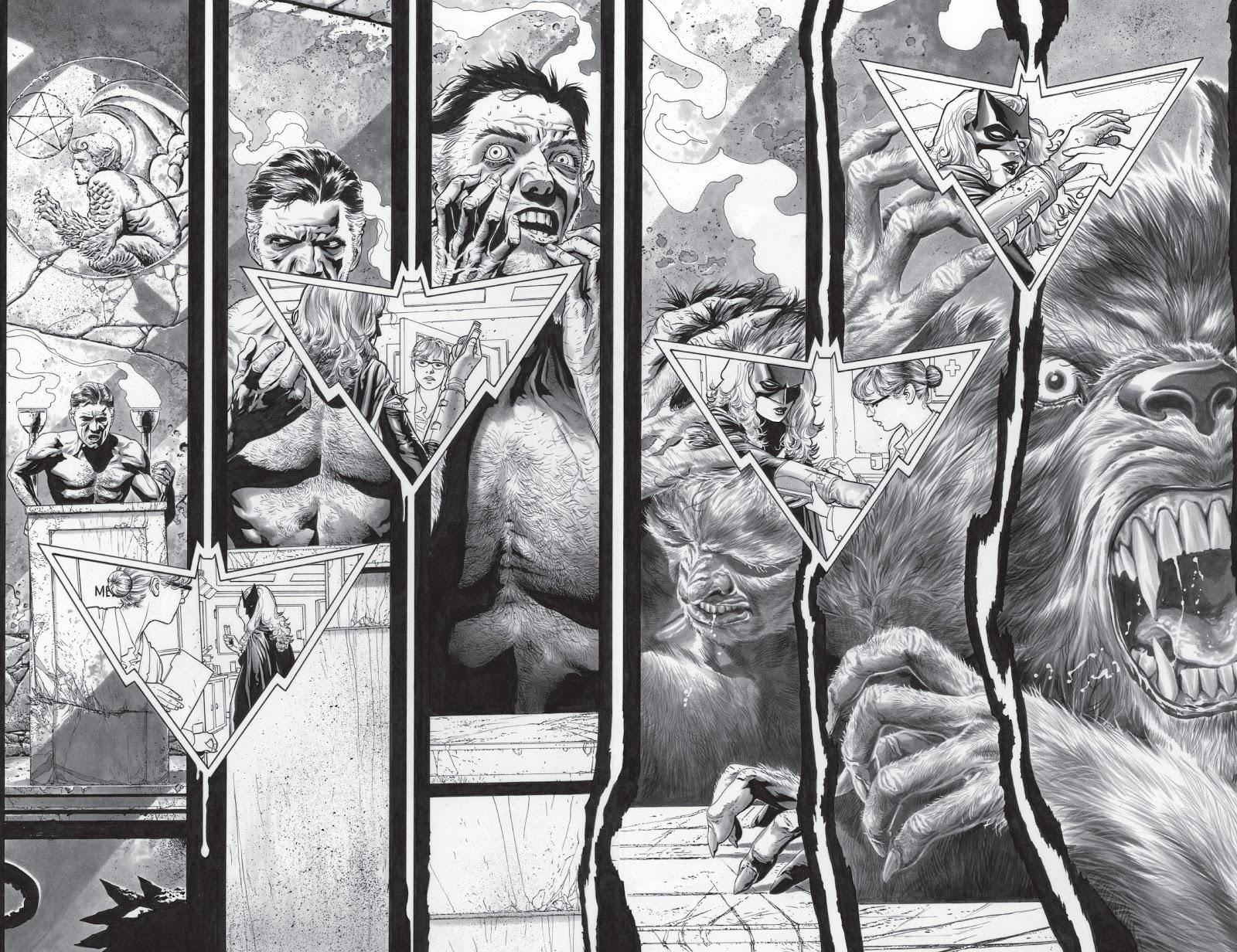 Read online Detective Comics (1937) comic -  Issue # _TPB Batwoman – Elegy (New Edition) (Part 2) - 53