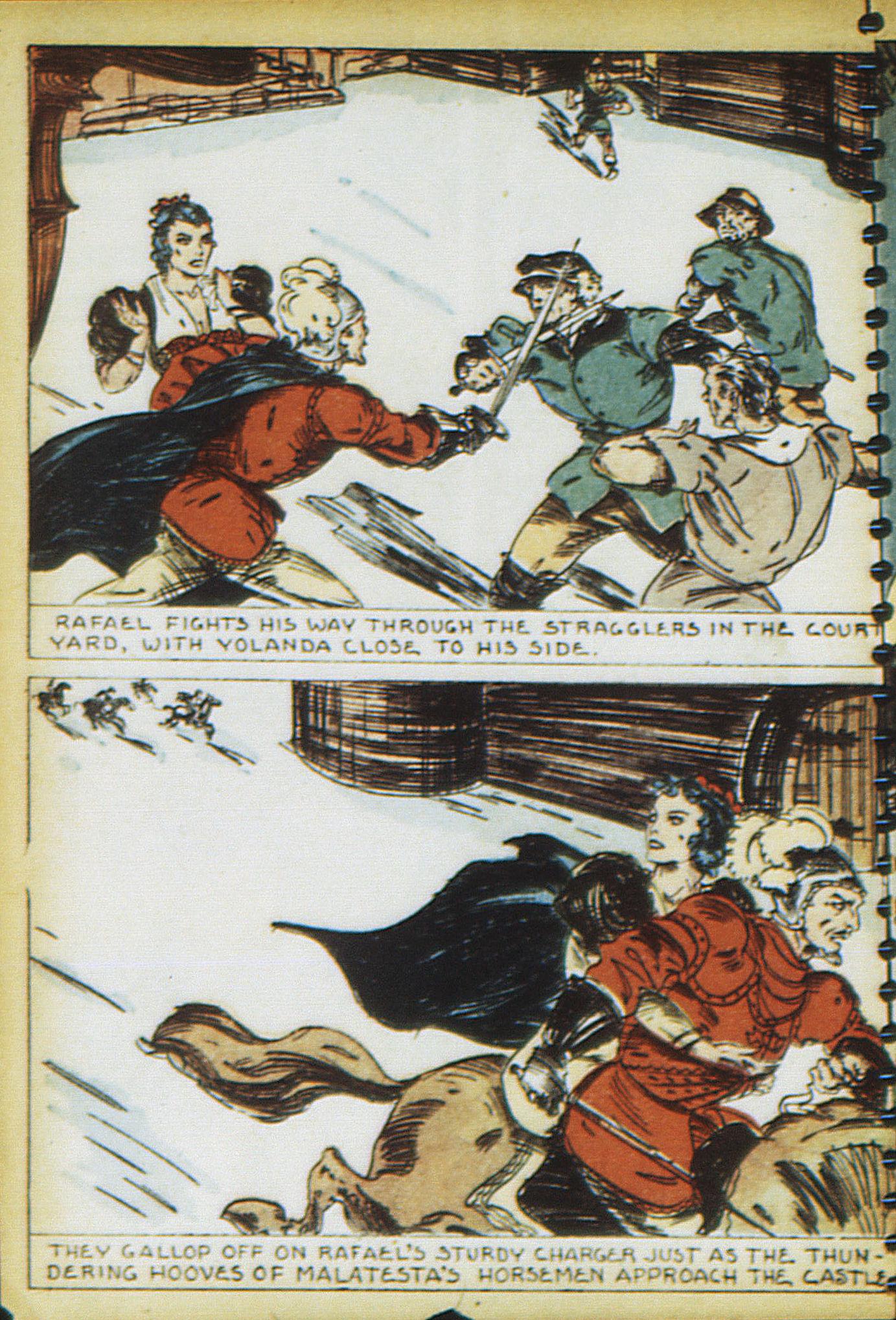 Read online Adventure Comics (1938) comic -  Issue #13 - 60