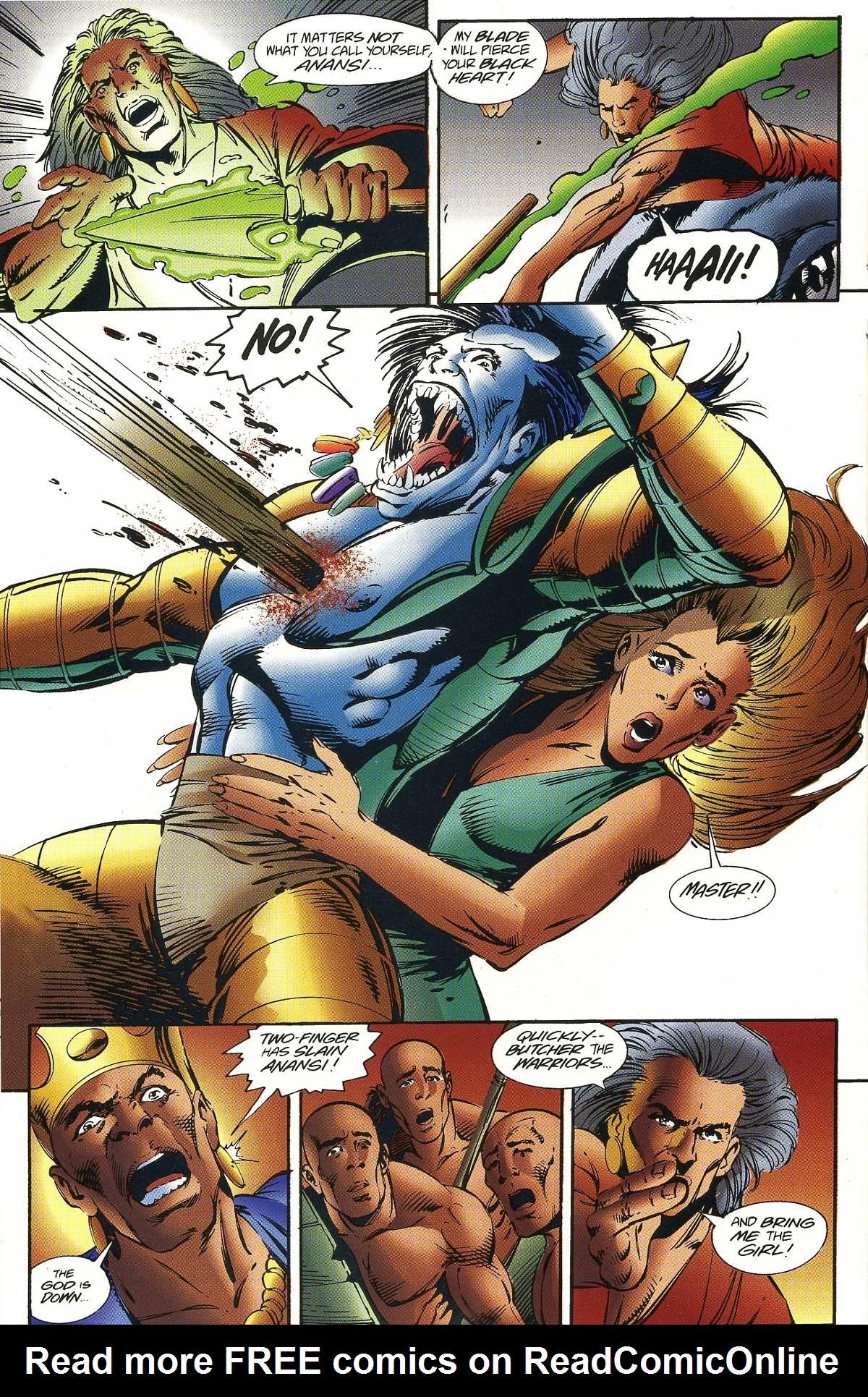 Read online Rune (1994) comic -  Issue #7 - 18