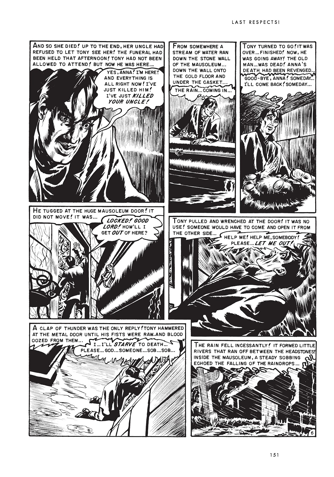 Read online Doctor of Horror and Other Stories comic -  Issue # TPB (Part 2) - 67