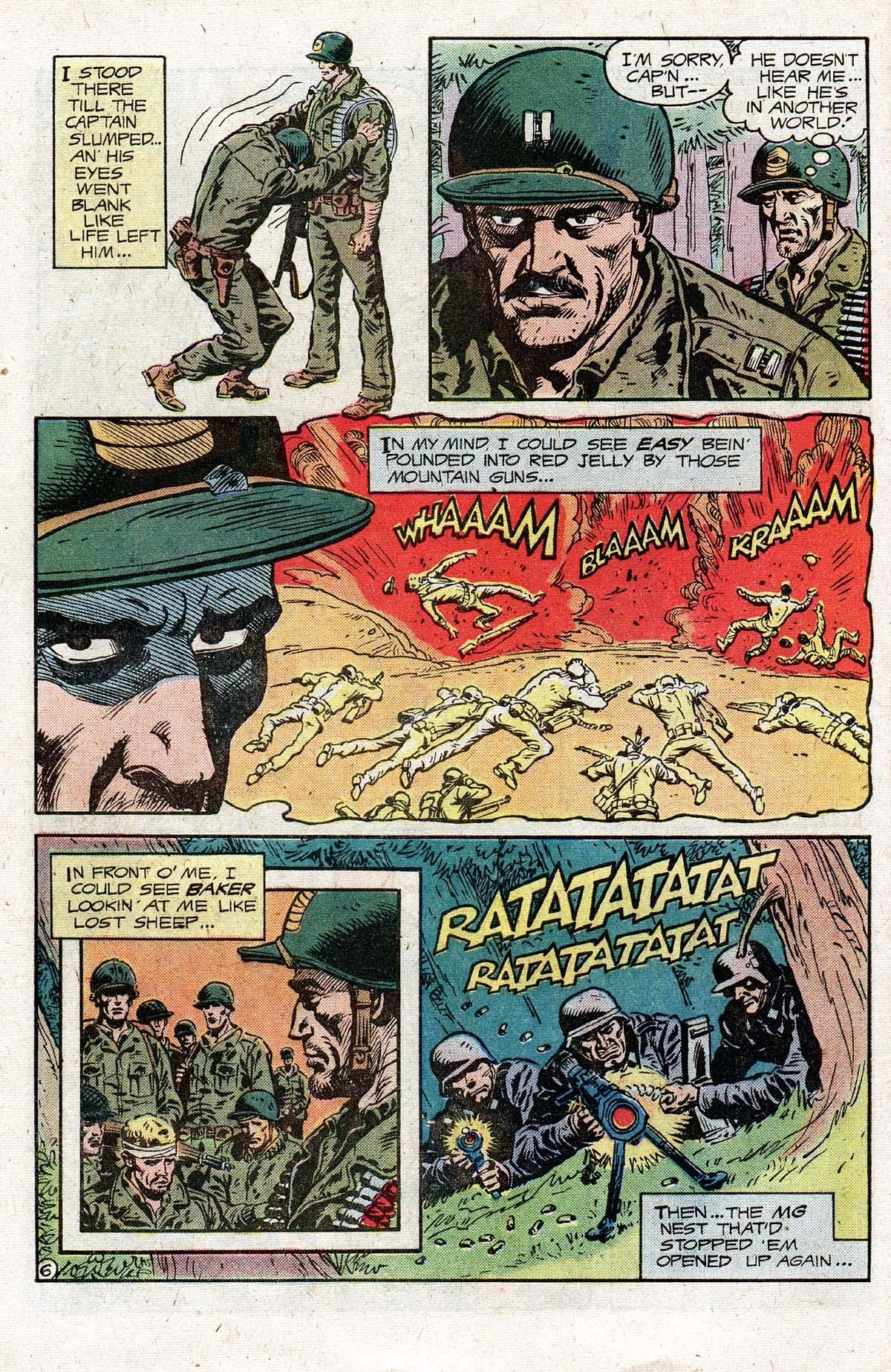 Read online Sgt. Rock comic -  Issue #331 - 10