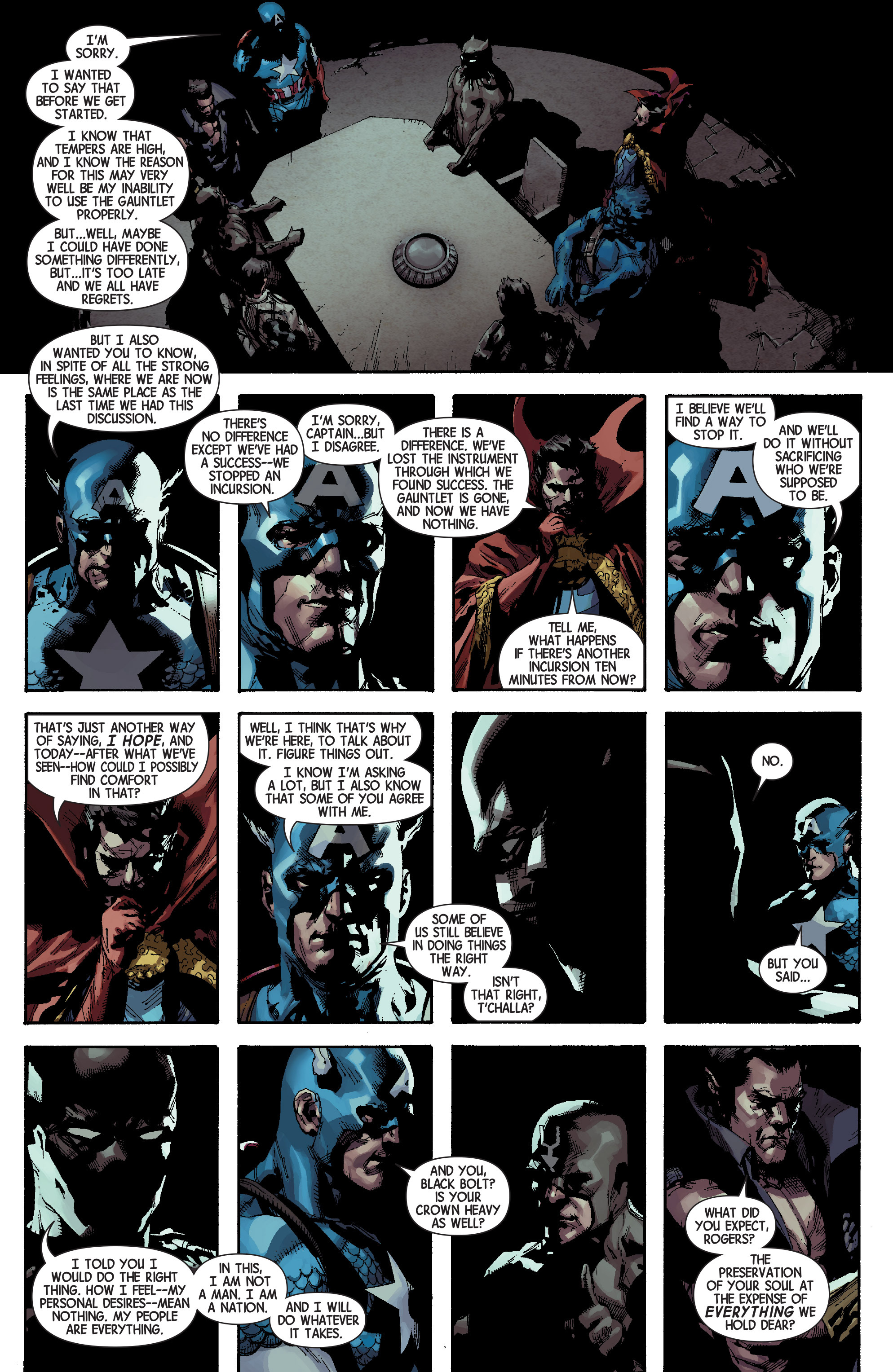 Read online Avengers (2013) comic -  Issue #29 - 10