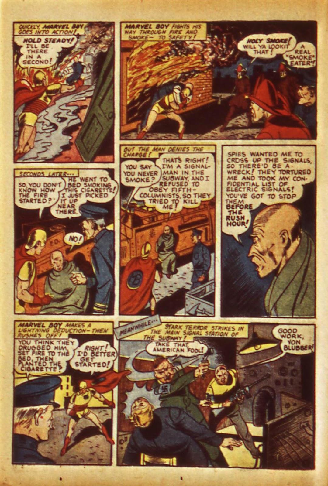 USA Comics issue 7 - Page 36