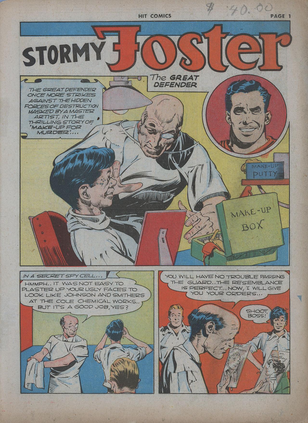 Read online Hit Comics comic -  Issue #22 - 3