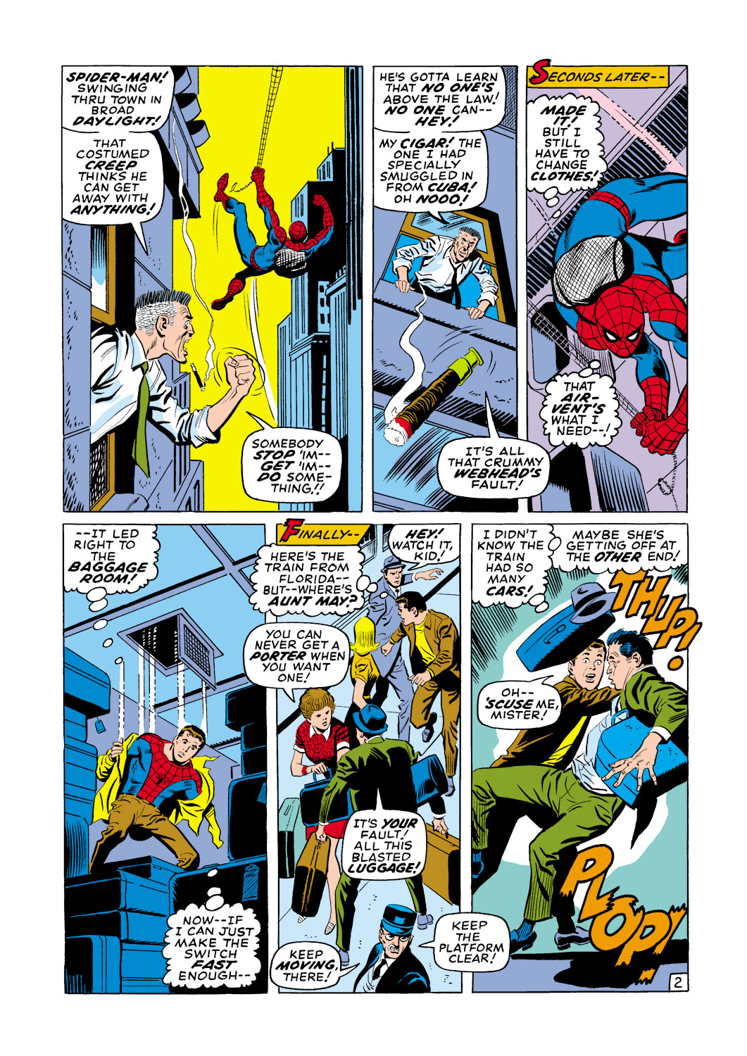 The Amazing Spider-Man (1963) 81 Page 2