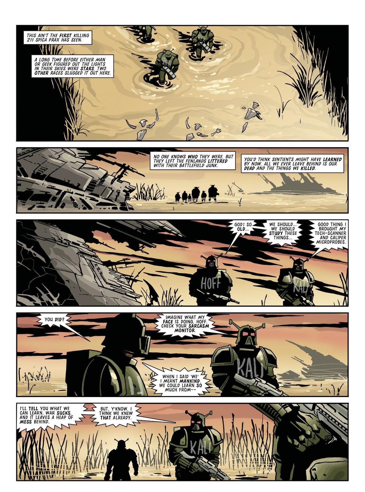 Judge Dredd Megazine (Vol. 5) Issue #381 #180 - English 95