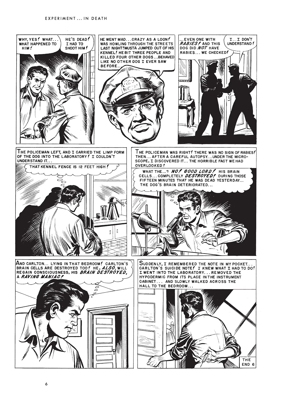 Read online The Martian Monster and Other Stories comic -  Issue # TPB (Part 1) - 21
