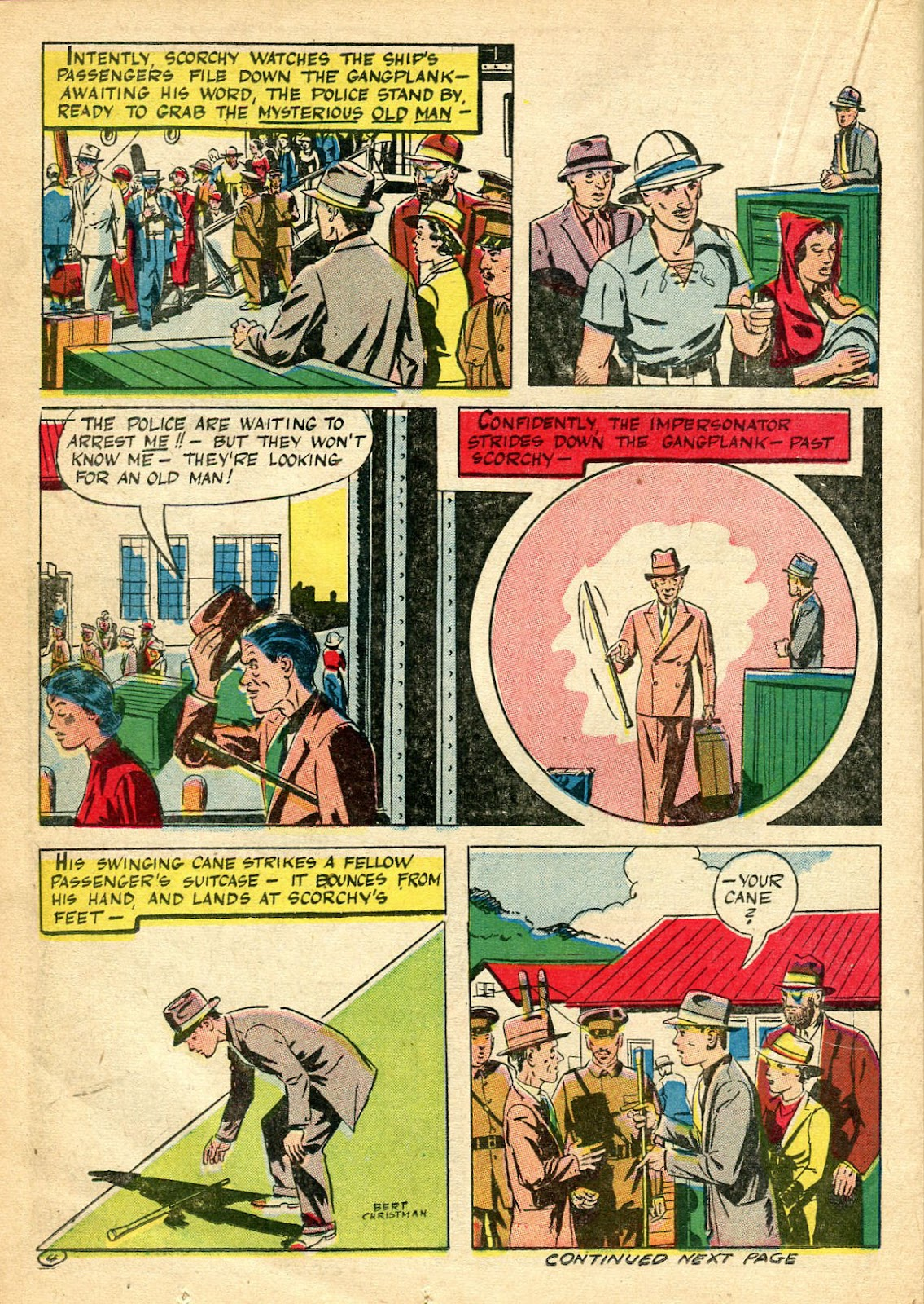 Read online Famous Funnies comic -  Issue #110 - 38