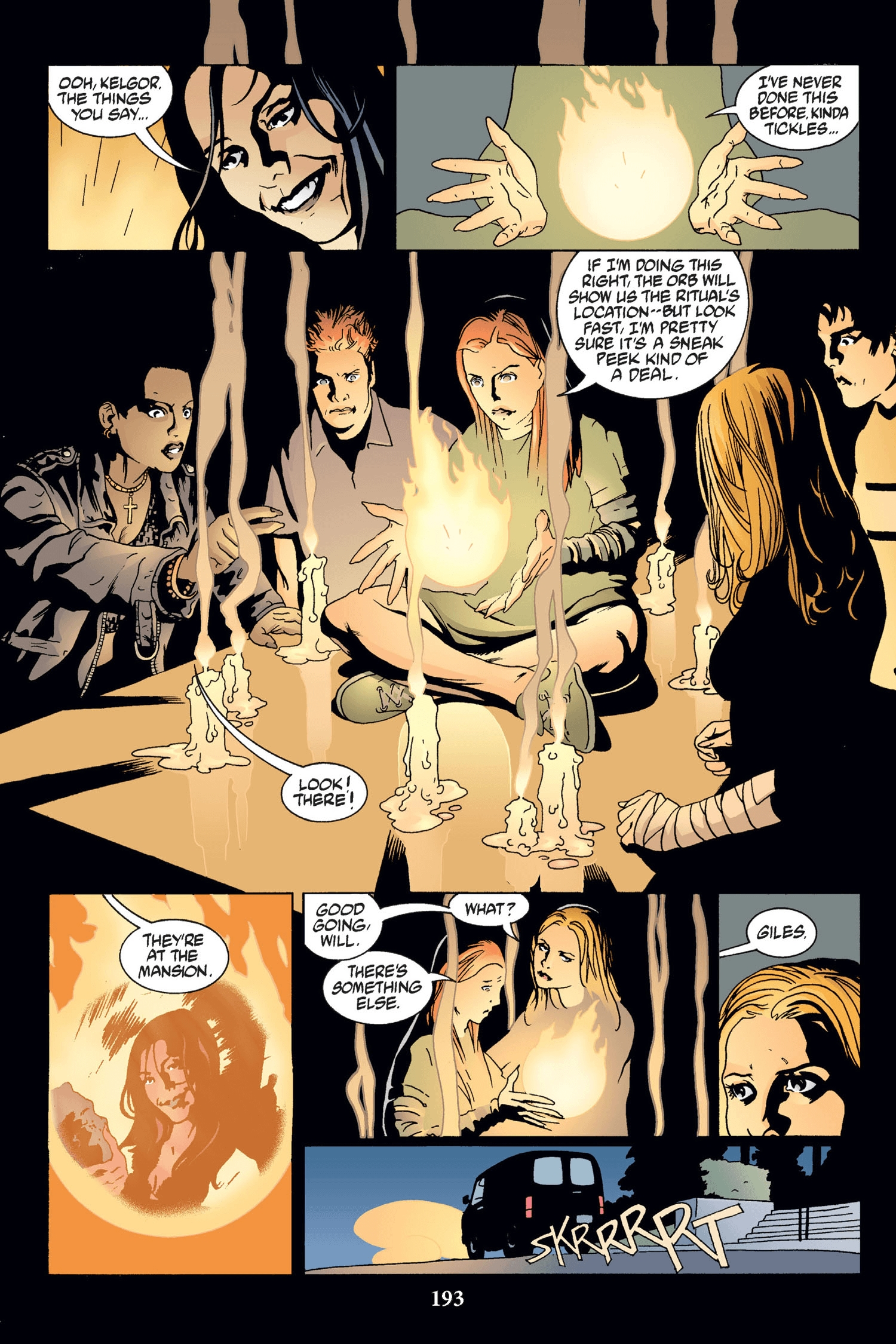 Read online Buffy the Vampire Slayer: Omnibus comic -  Issue # TPB 2 - 187