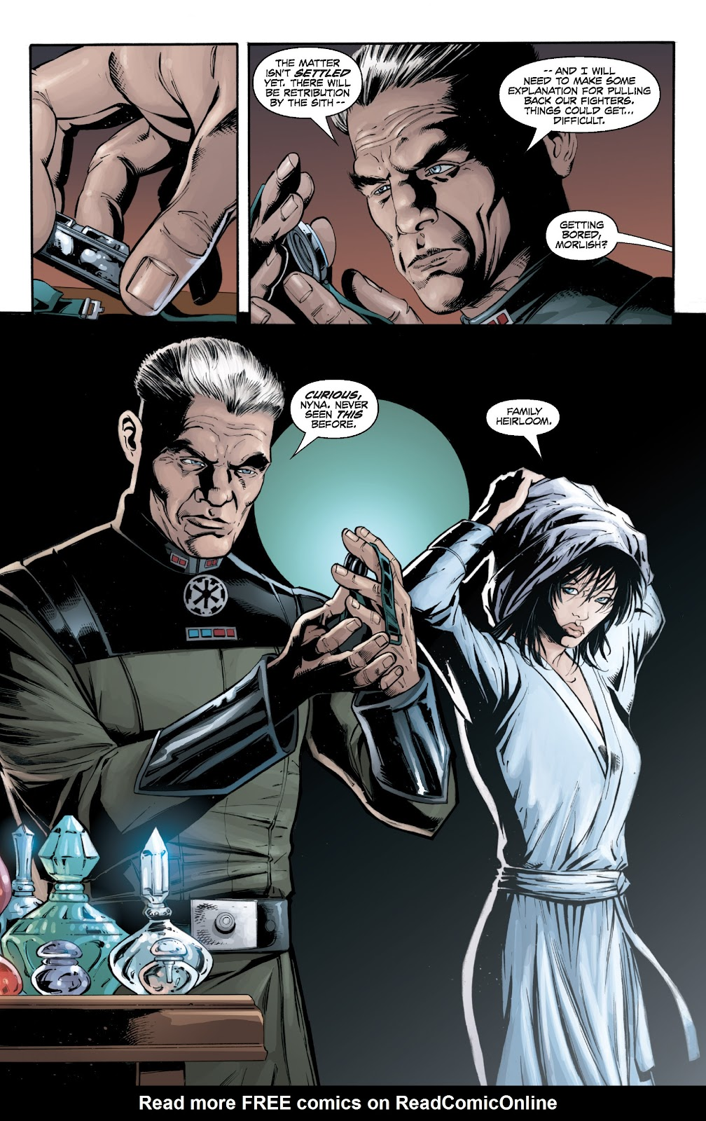 Read online Star Wars Legends: Legacy - Epic Collection comic -  Issue # TPB 1 (Part 5) - 60