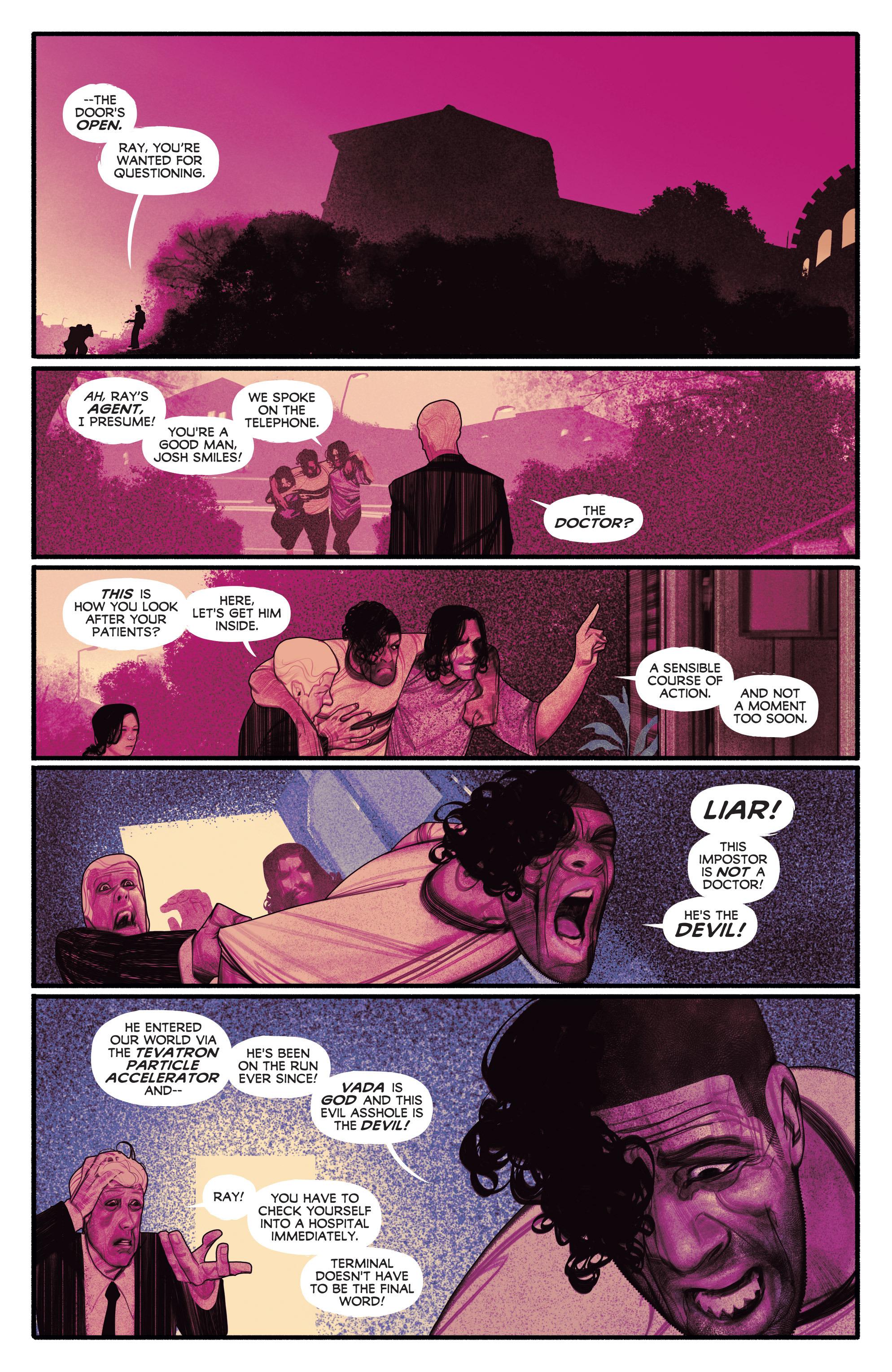 Read online Annihilator comic -  Issue #5 - 30