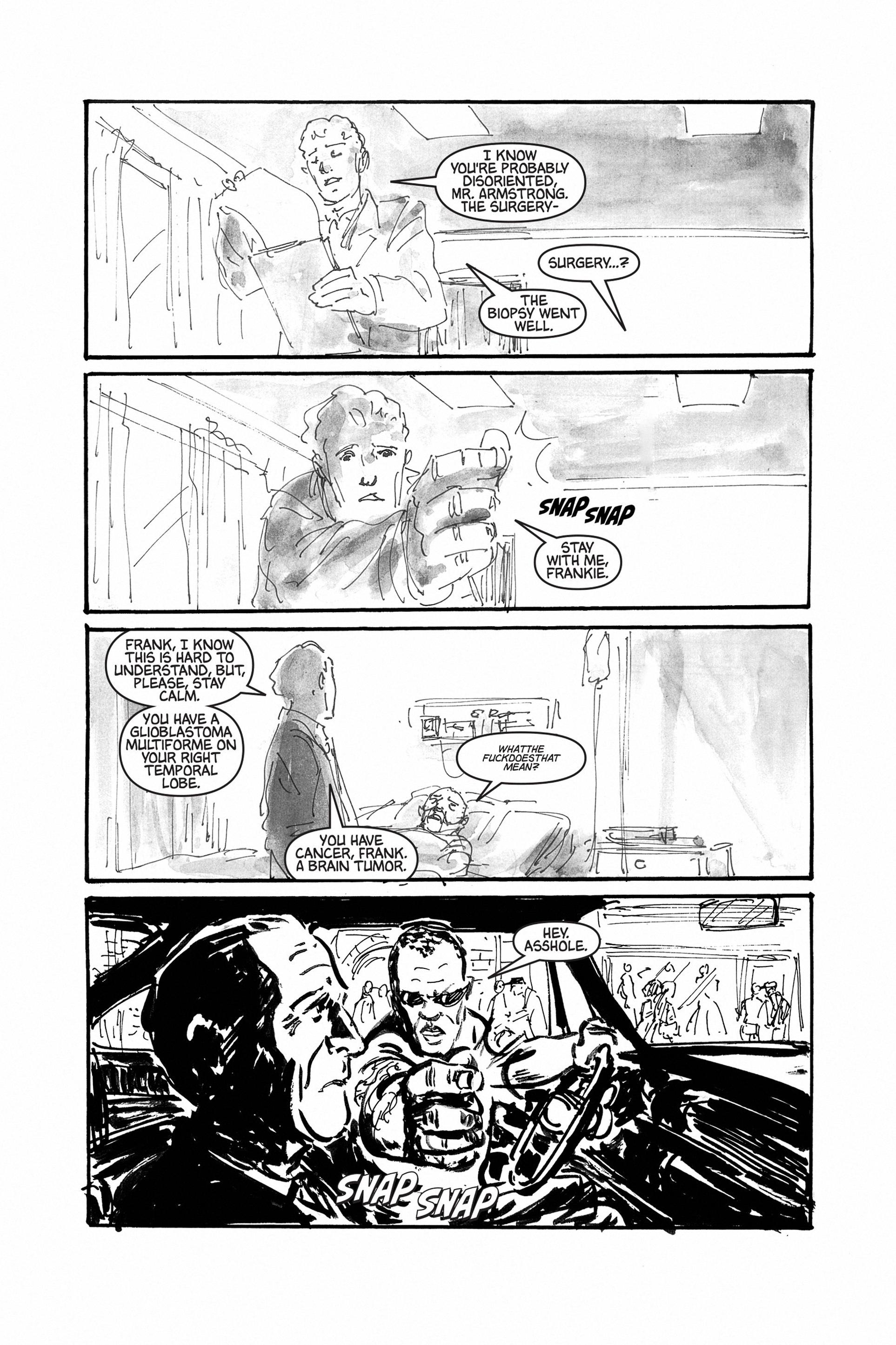 Read online Tumor comic -  Issue # TPB - 27